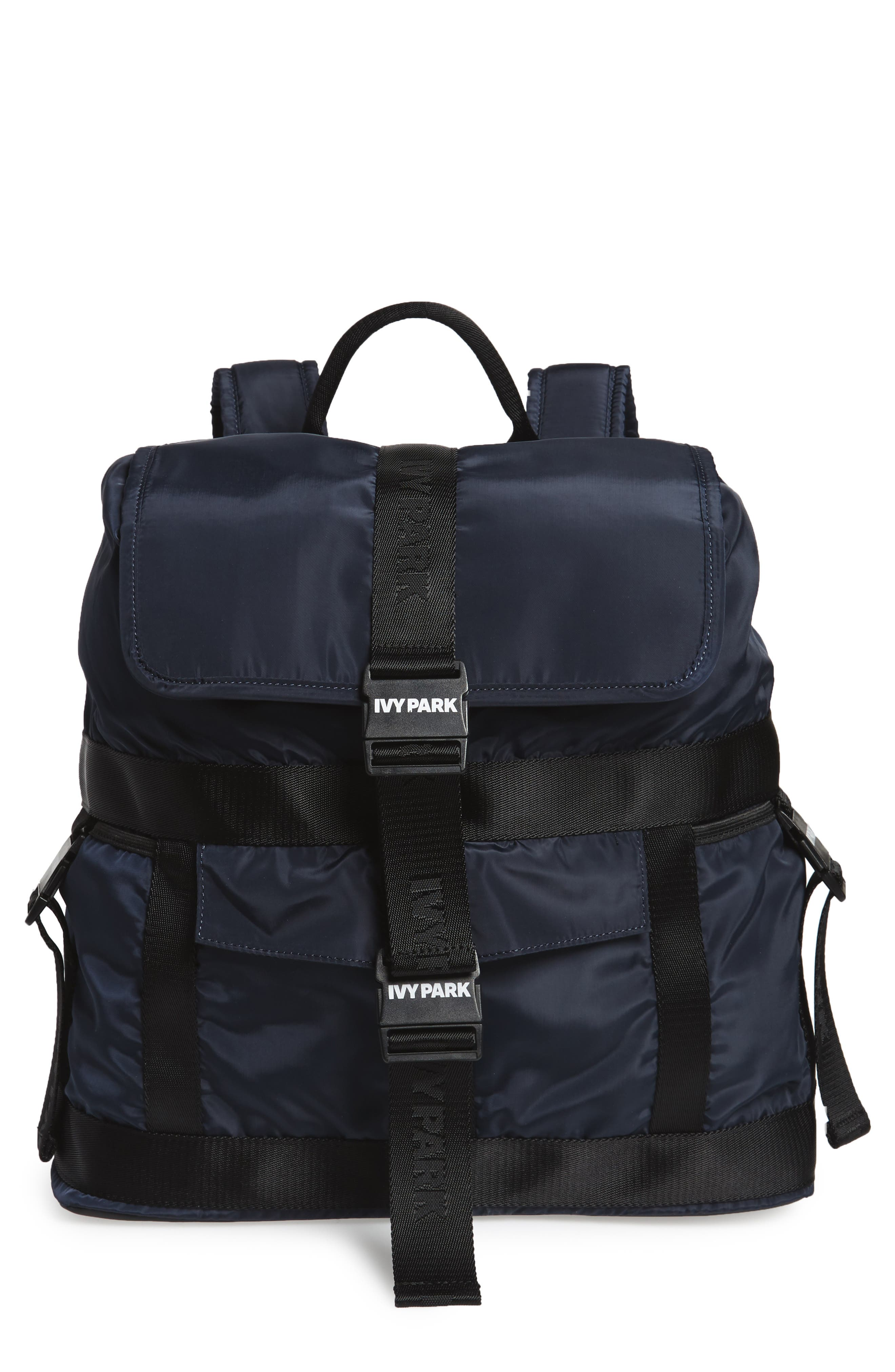 IVY PARK® Parachute Strap Backpack