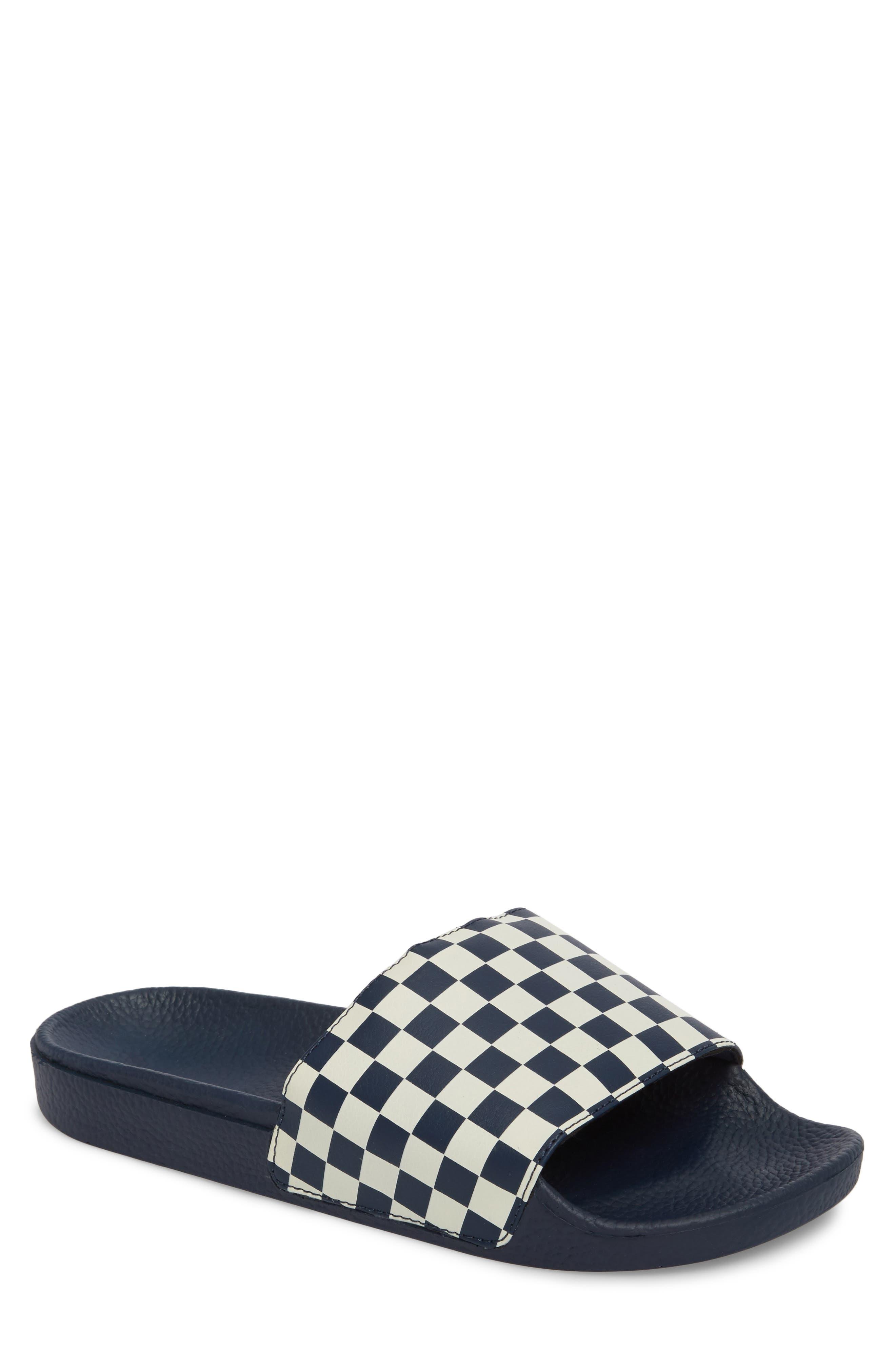 Vans 'Slide-On' Slide Sandal (Men)