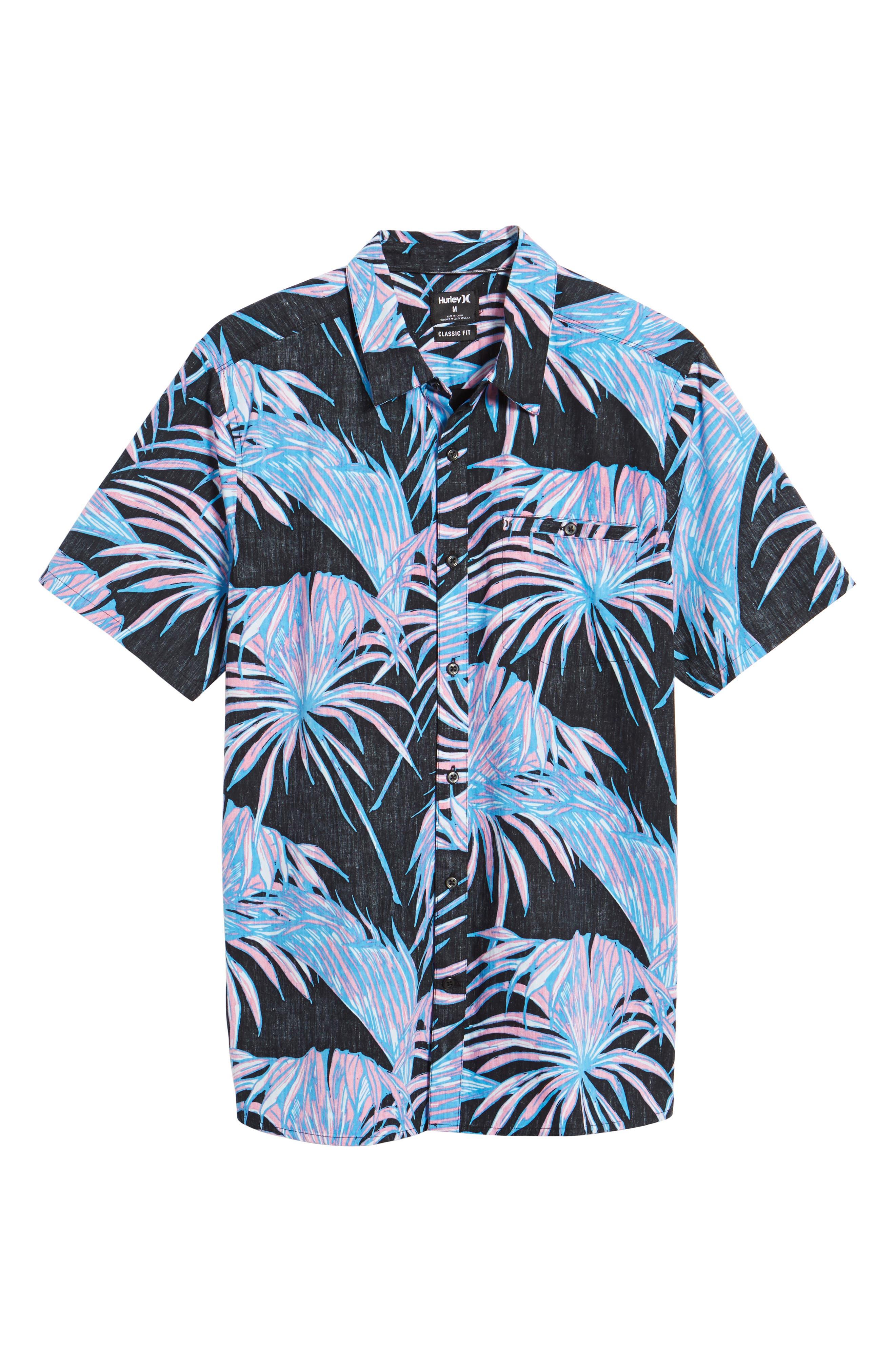 Koko Shirt,                             Alternate thumbnail 6, color,                             Black
