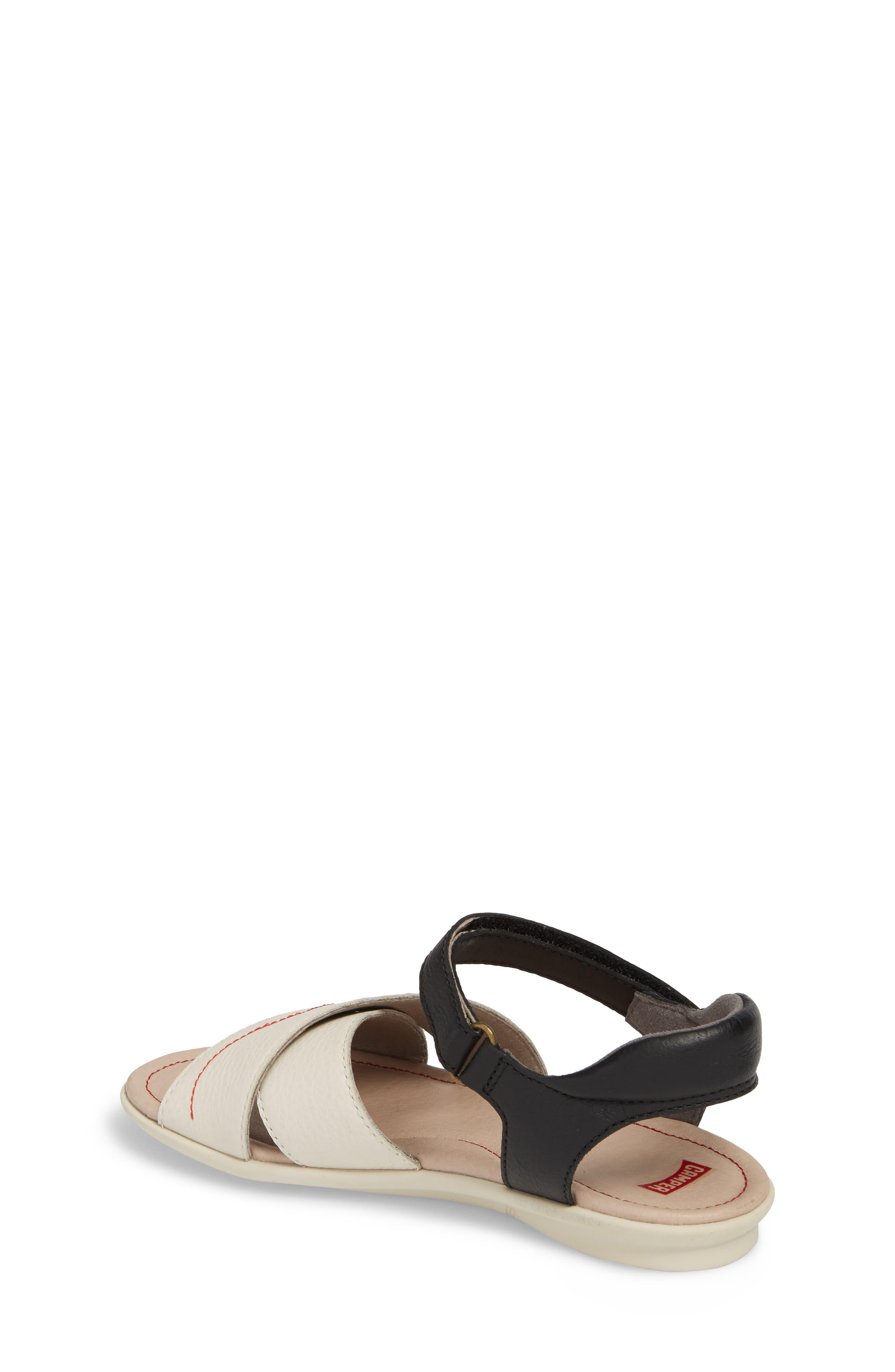Twins Sandal,                             Alternate thumbnail 2, color,                             White Multi