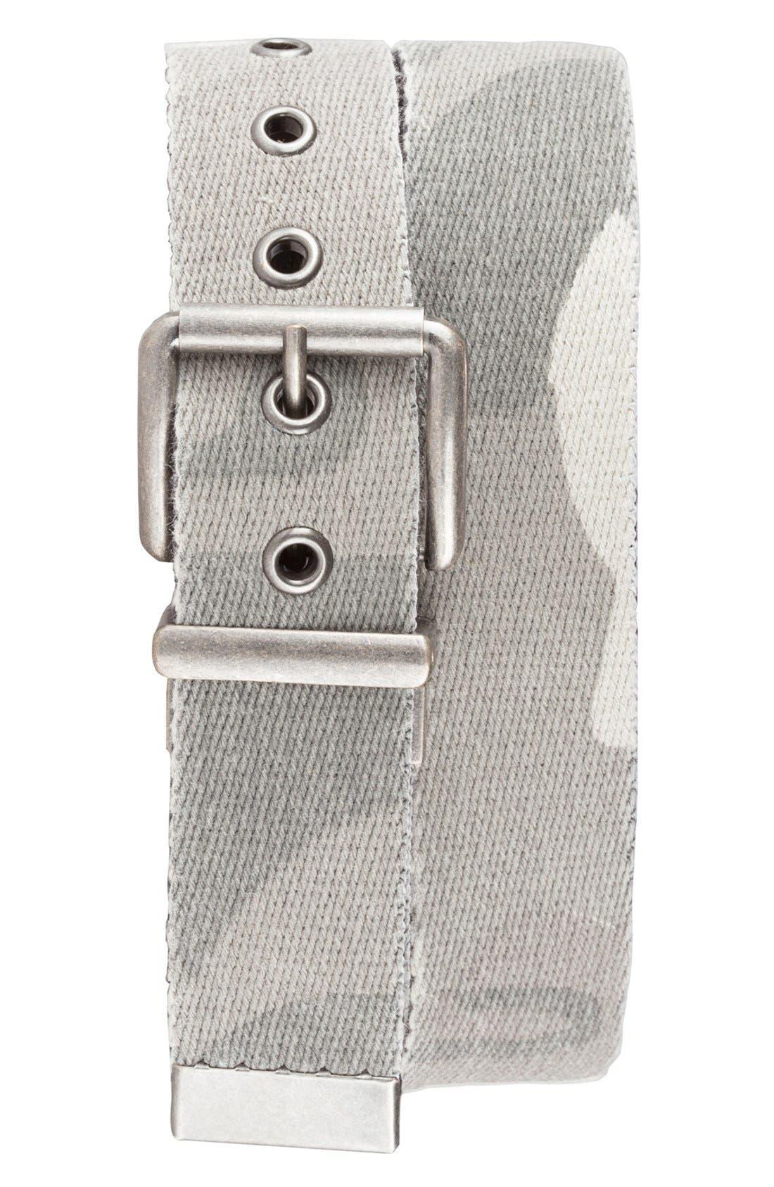 Alternate Image 1 Selected - Bill Adler 1981 Reversible Belt