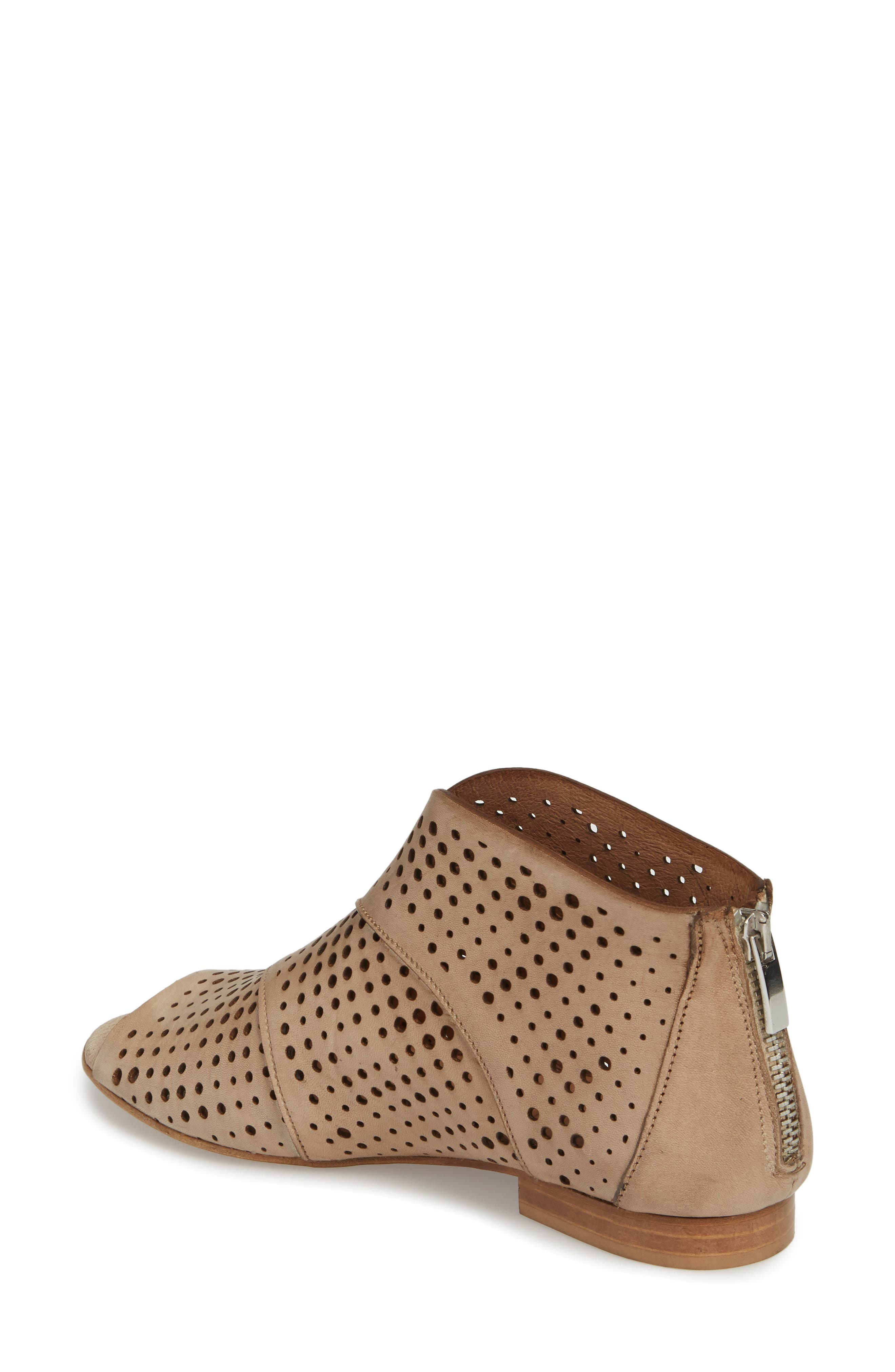 Brealey Bootie,                             Alternate thumbnail 2, color,                             Pearl Leather