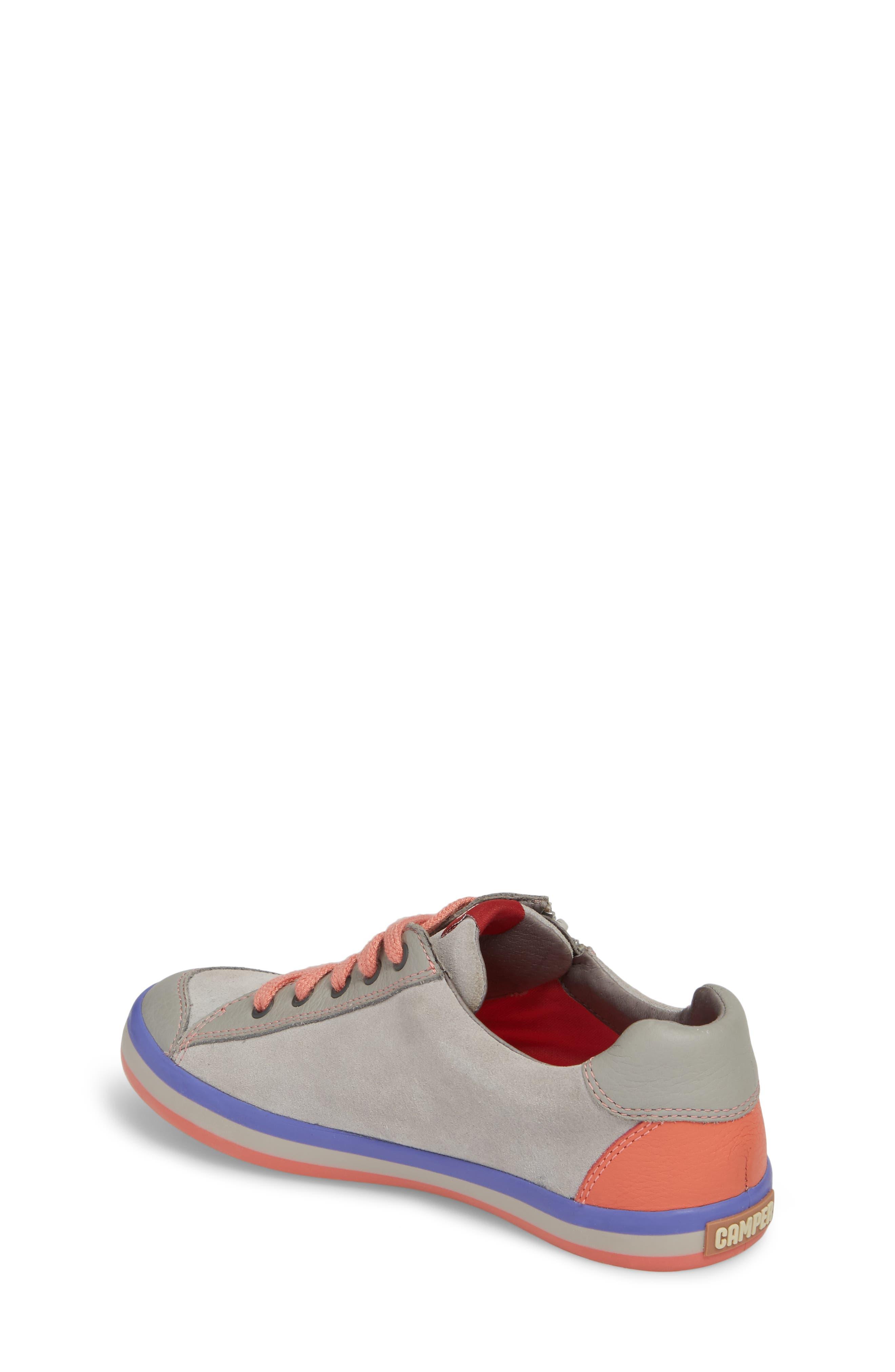Pursuit Sneaker,                             Alternate thumbnail 2, color,                             Light Grey