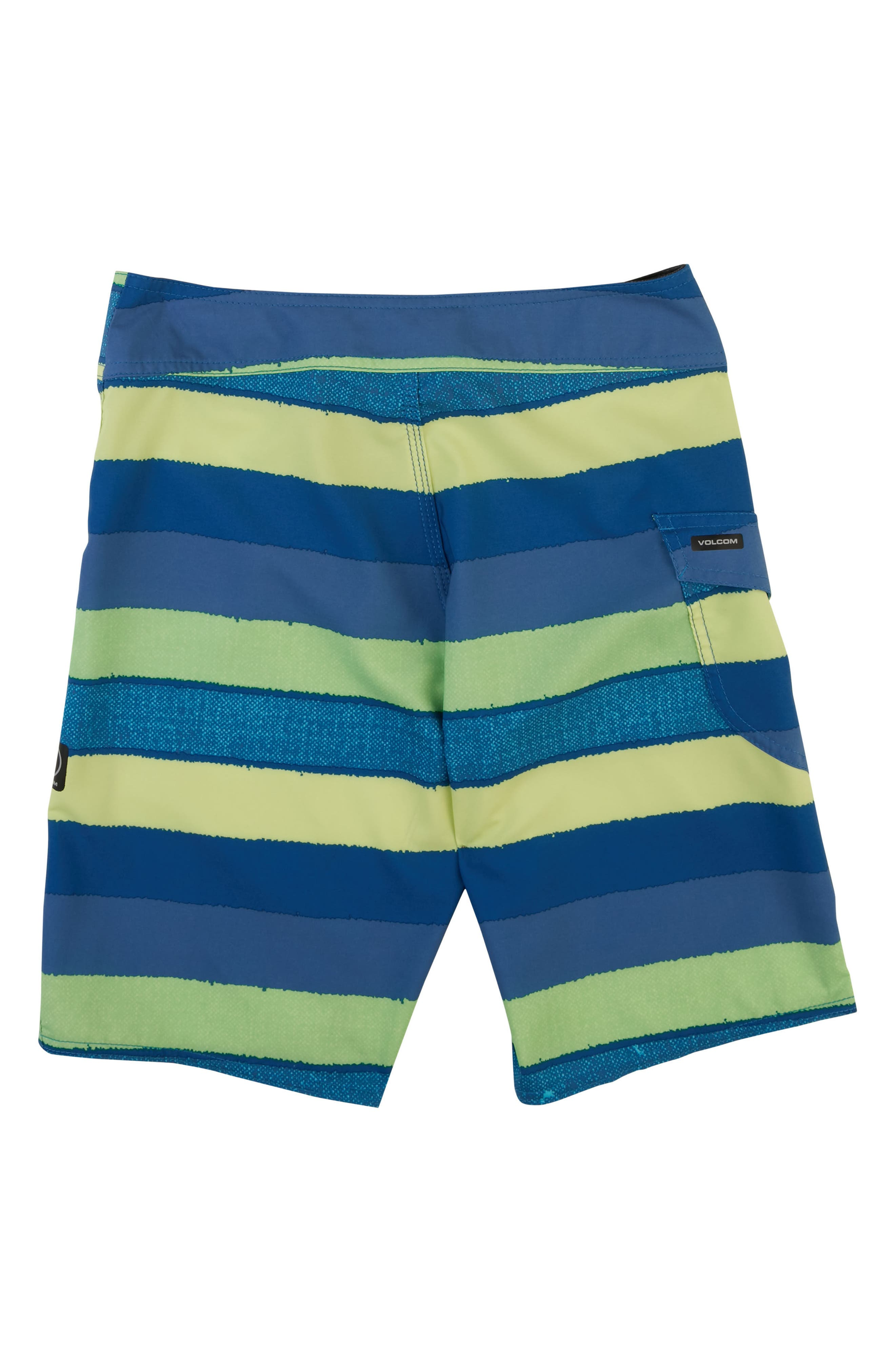 Magnetic Liney Mod Board Shorts,                             Alternate thumbnail 2, color,                             Shadow Lime