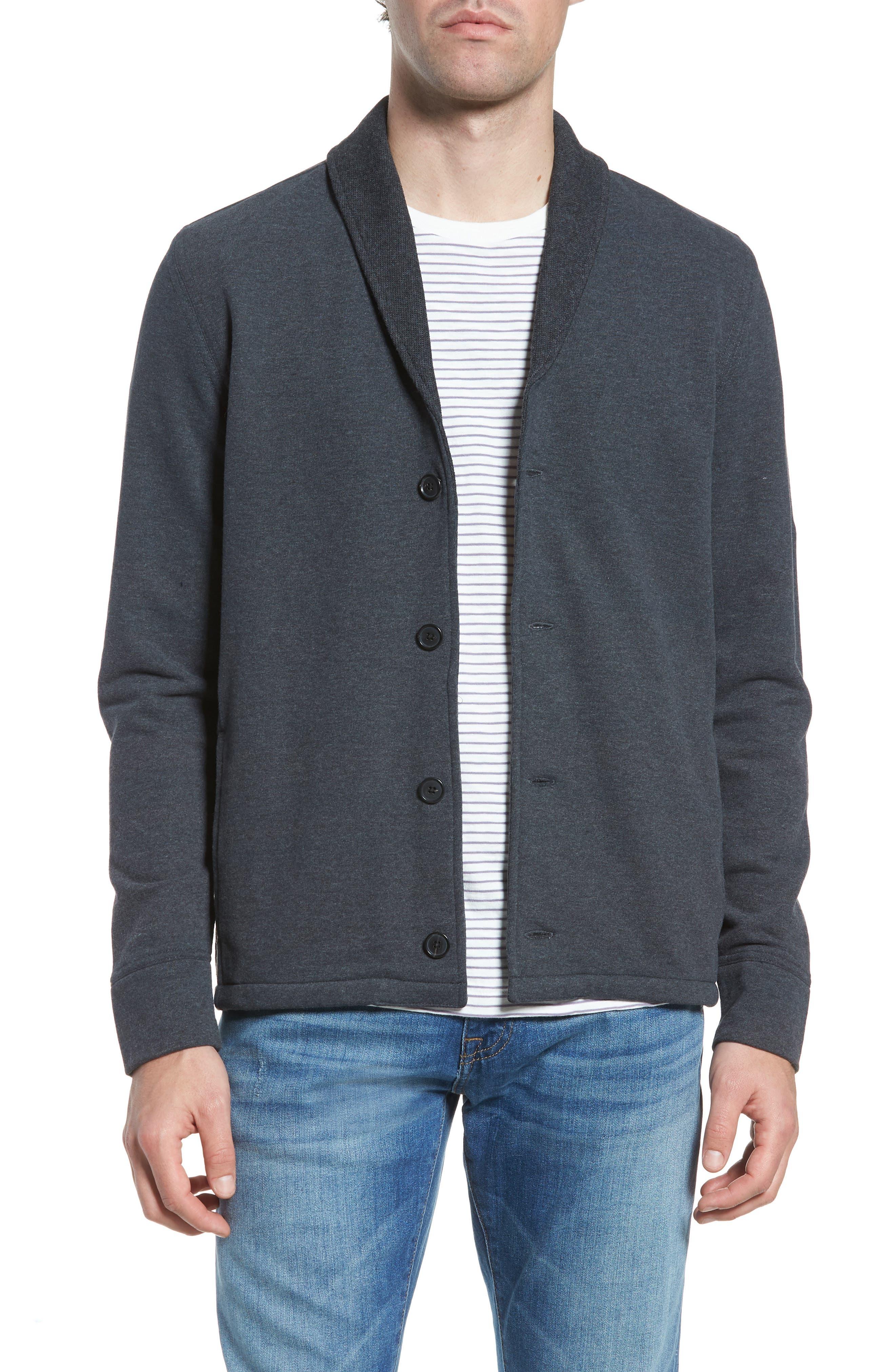 Billy Reid Elliott Sweater Jacket