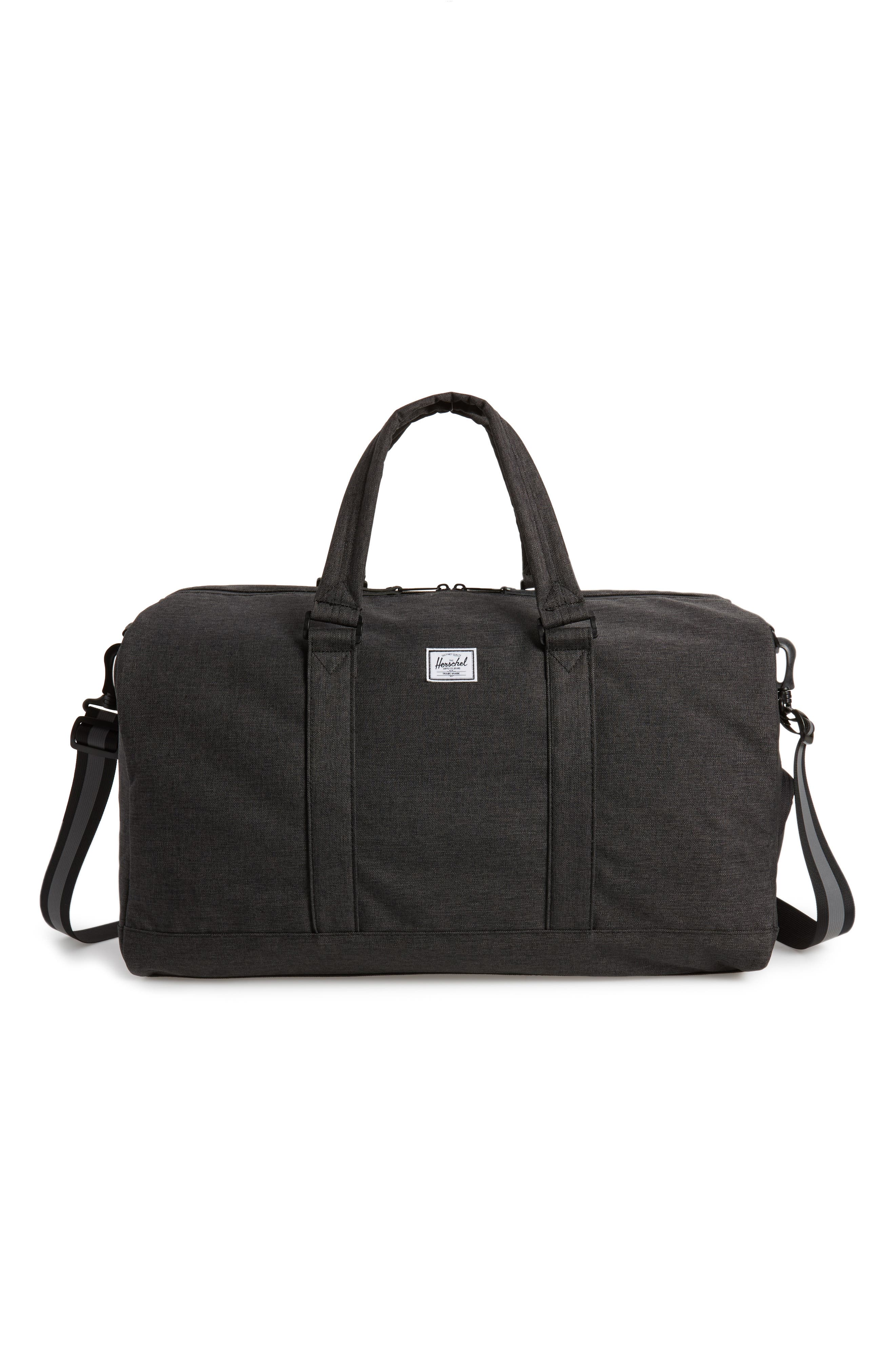 Herschel Supply Co. Novel Reflective Duffel Bag (Nordstrom Exclusive)