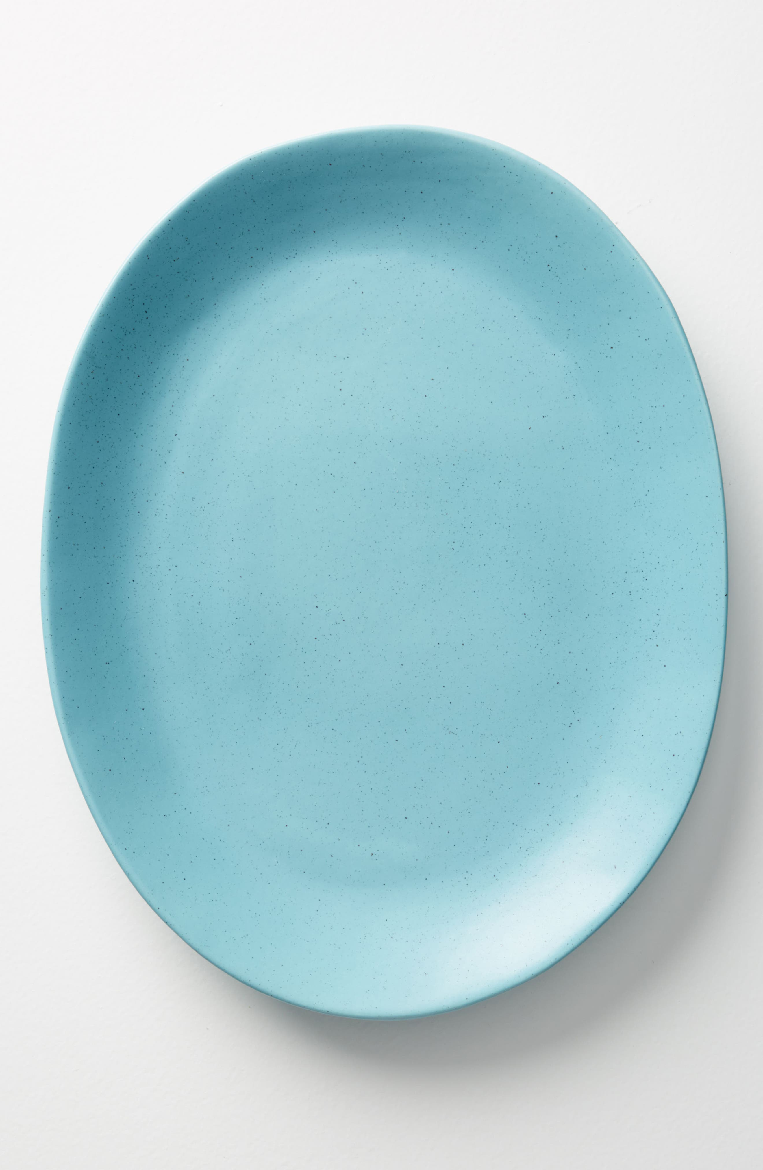 Anthropologie Color Study Earthenware Serving Plate