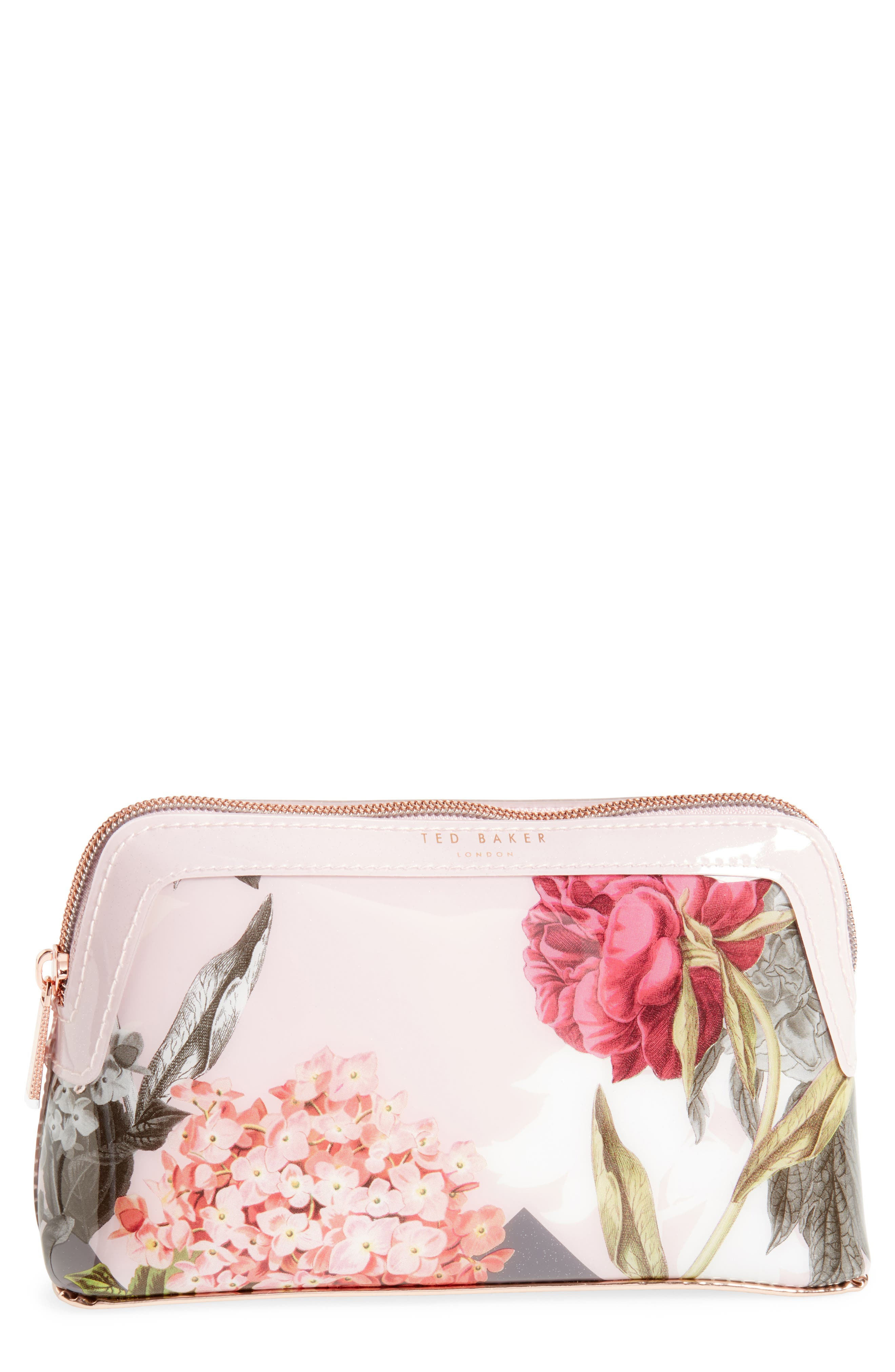 Ted Baker Genlee - Palace Gardens Cosmetics Bag