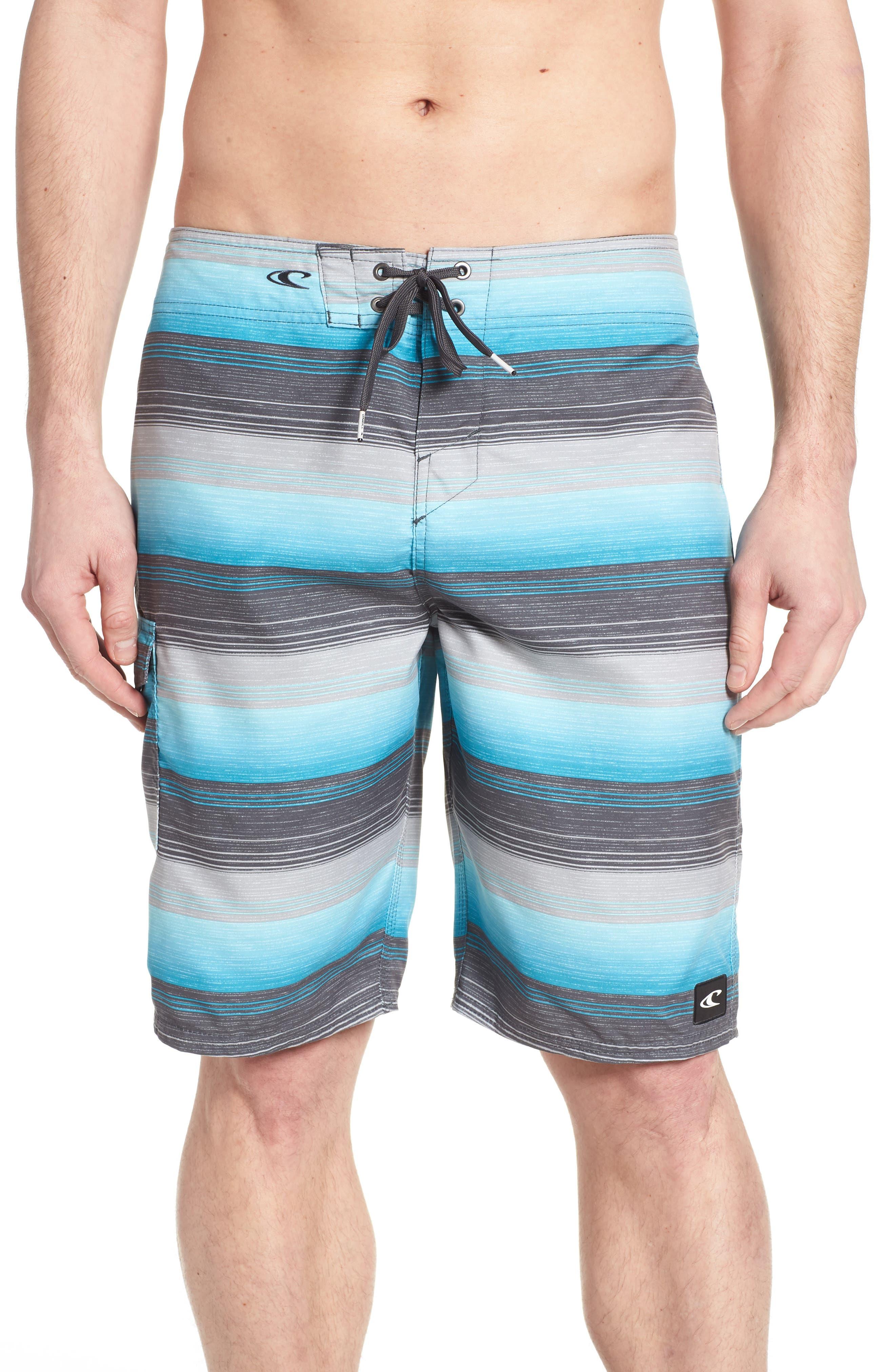 Santa Cruz Board Shorts,                         Main,                         color, Ocean