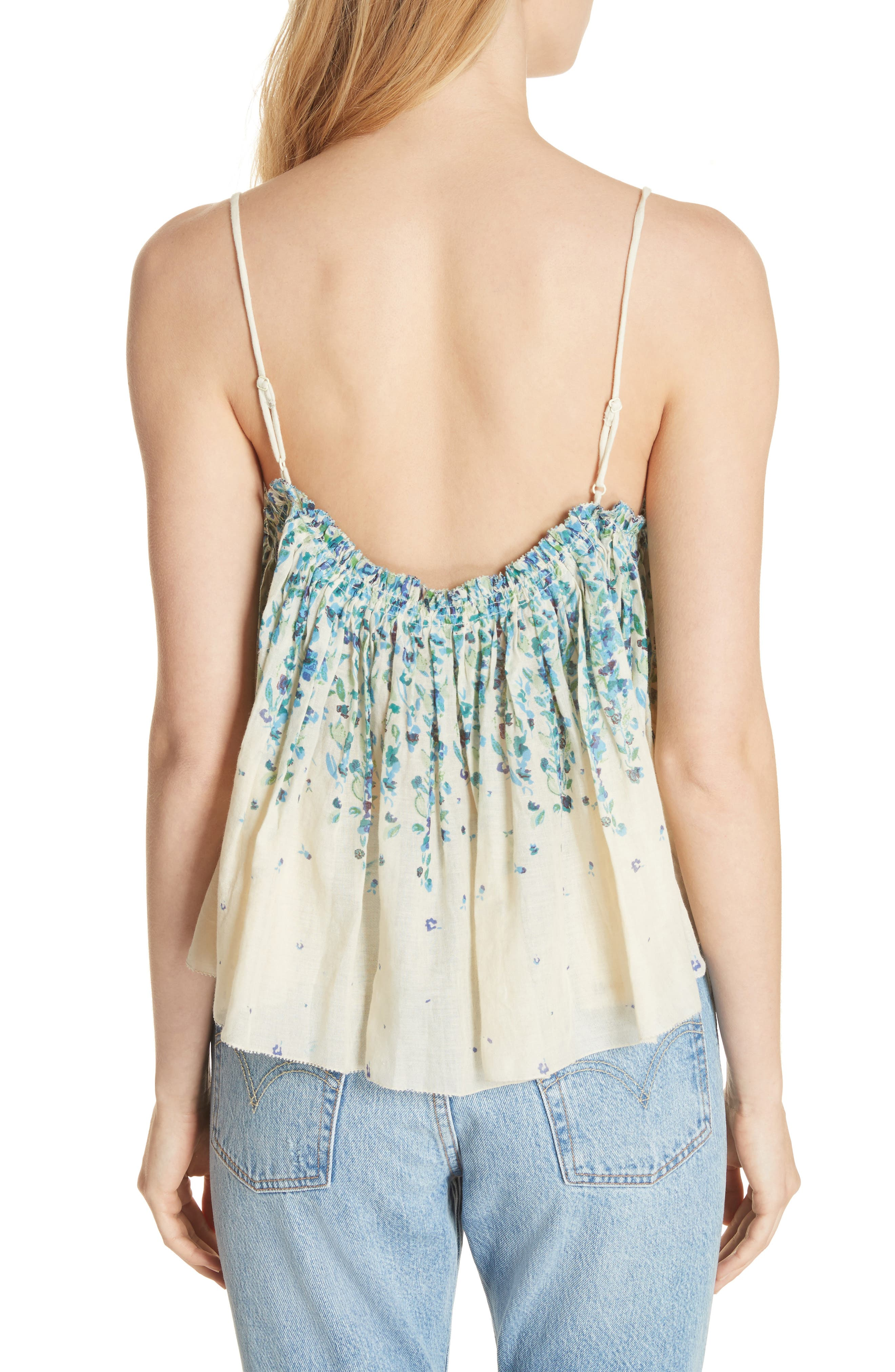 Instant Crush Camisole,                             Alternate thumbnail 2, color,                             Ivory