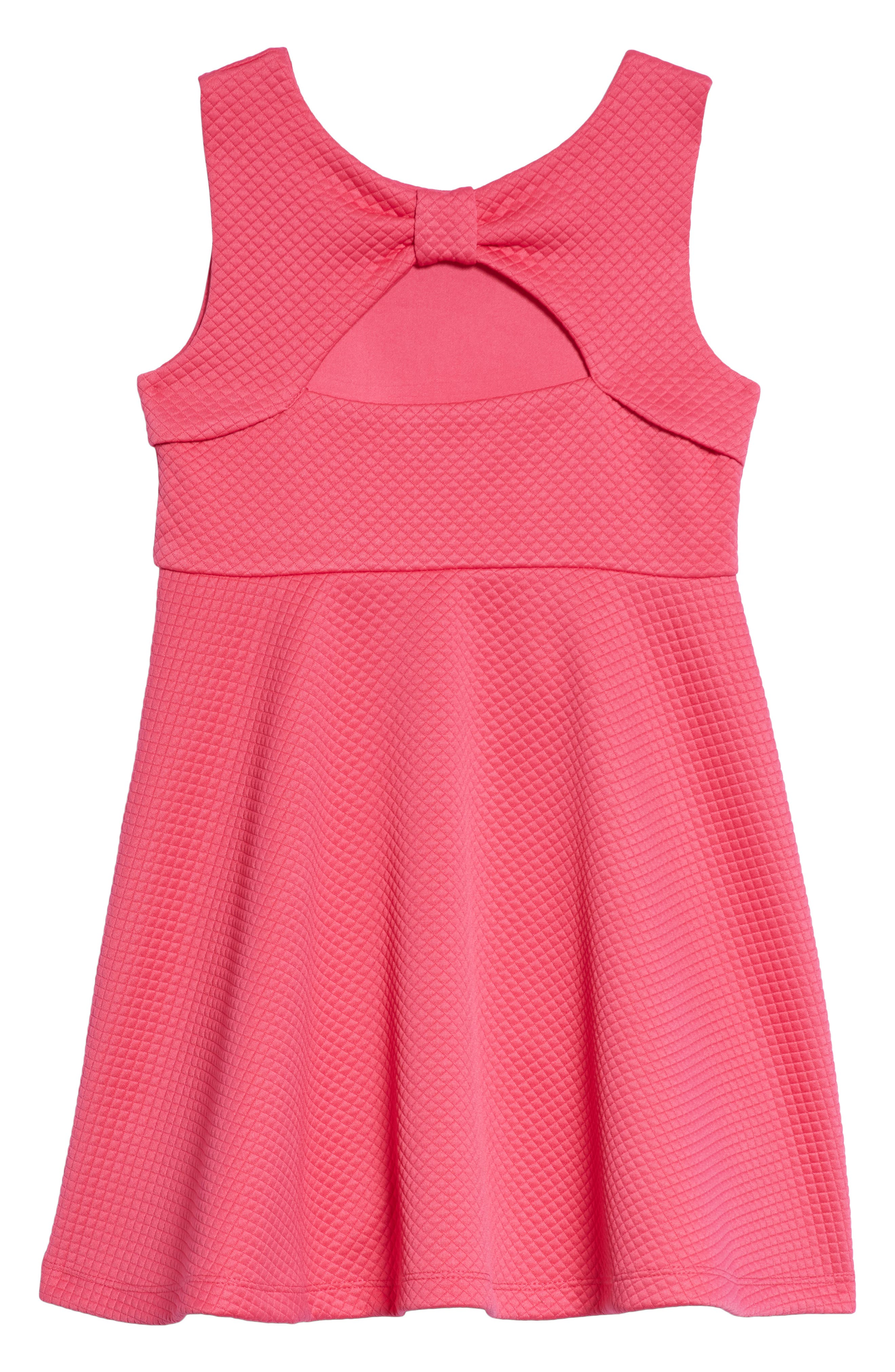 vivian dress,                             Alternate thumbnail 2, color,                             Camilla Pink