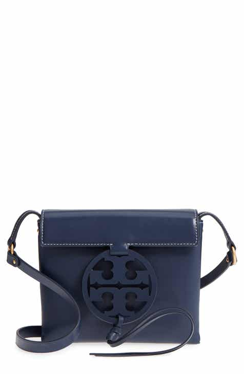 Tory Burch Miller Leather Crossbody Bag