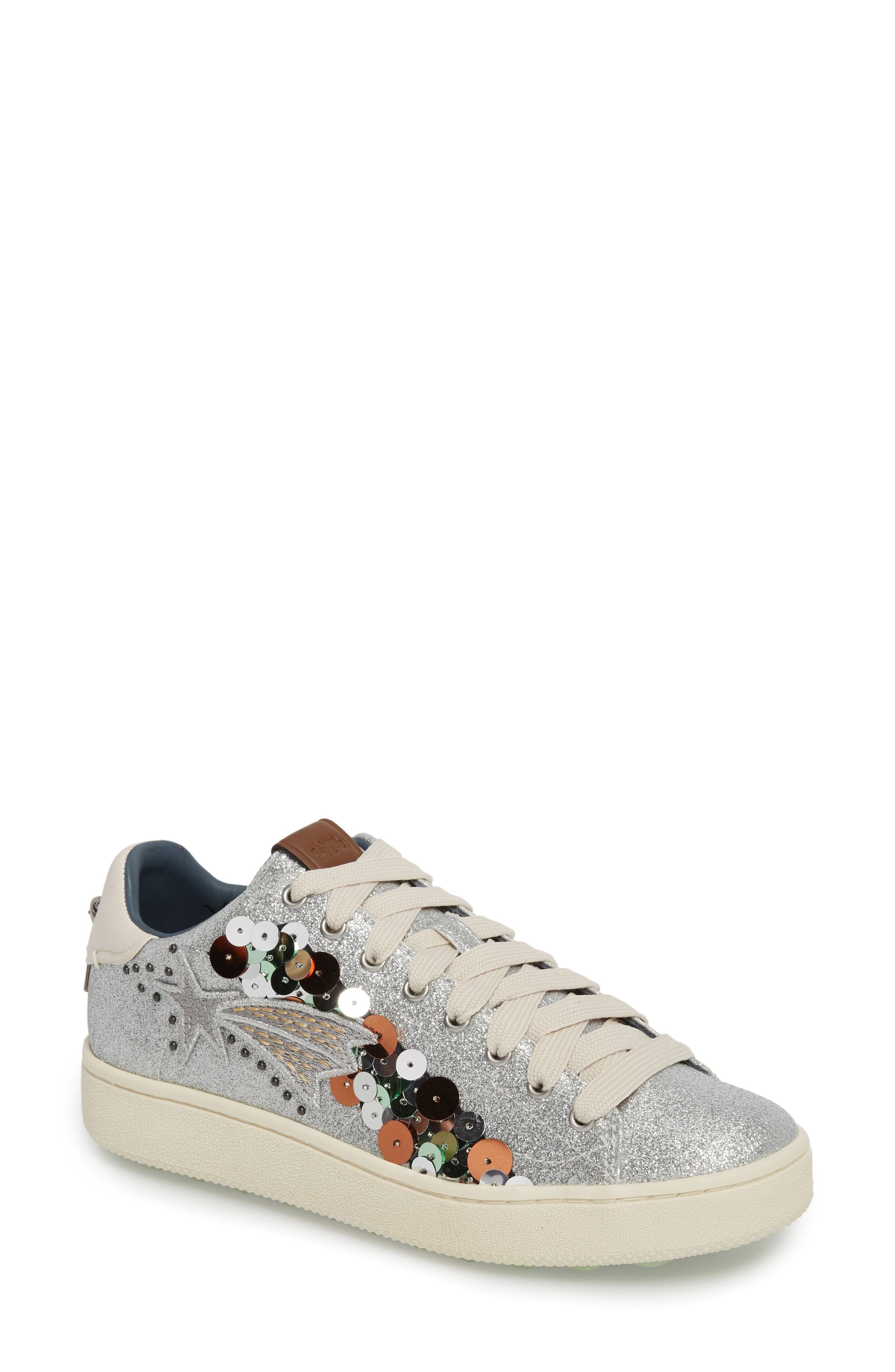 COACH Patch Low-Top Sneaker (Women)