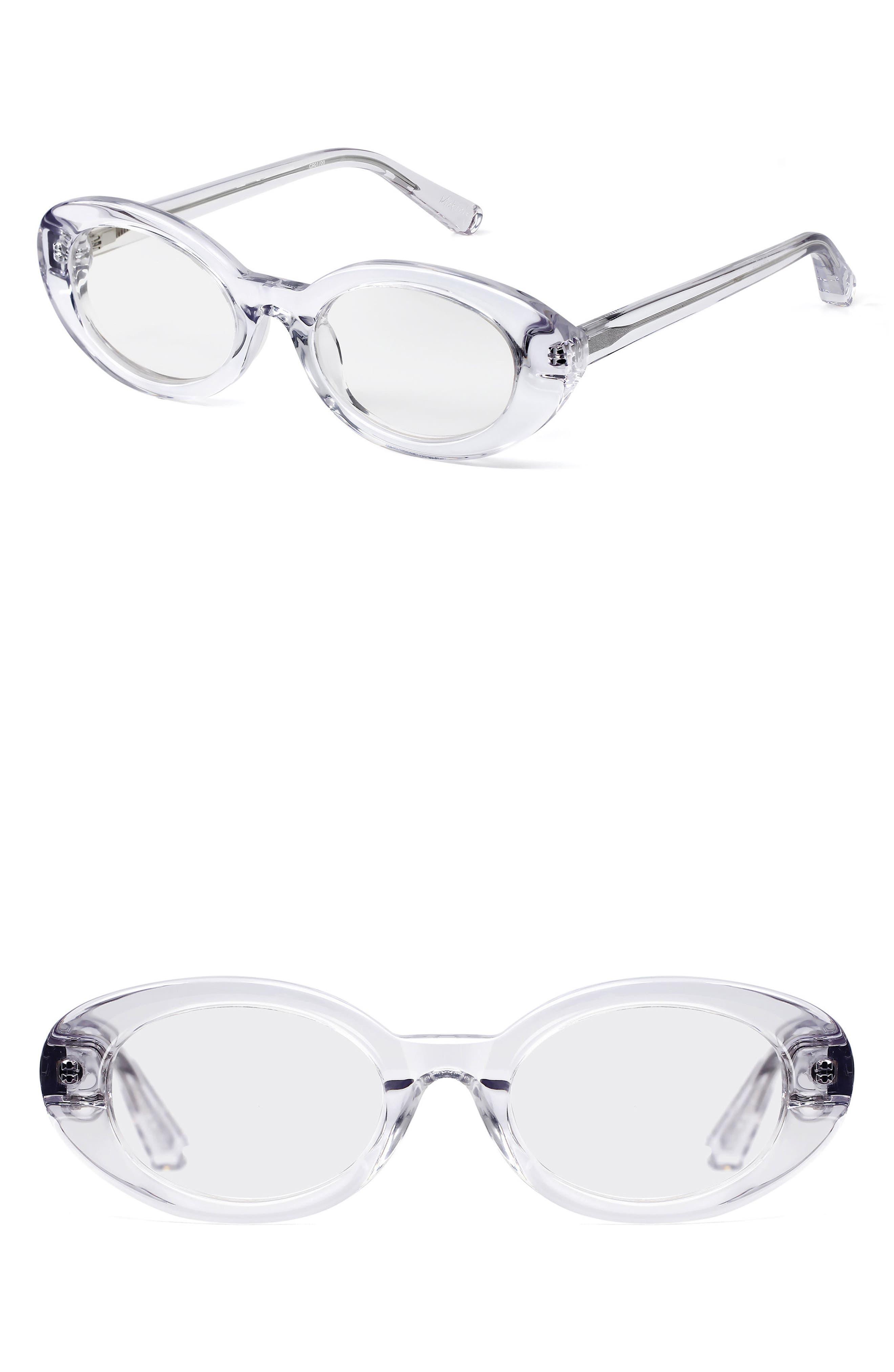 Elizabeth and James McKinley 51mm Optical Glasses
