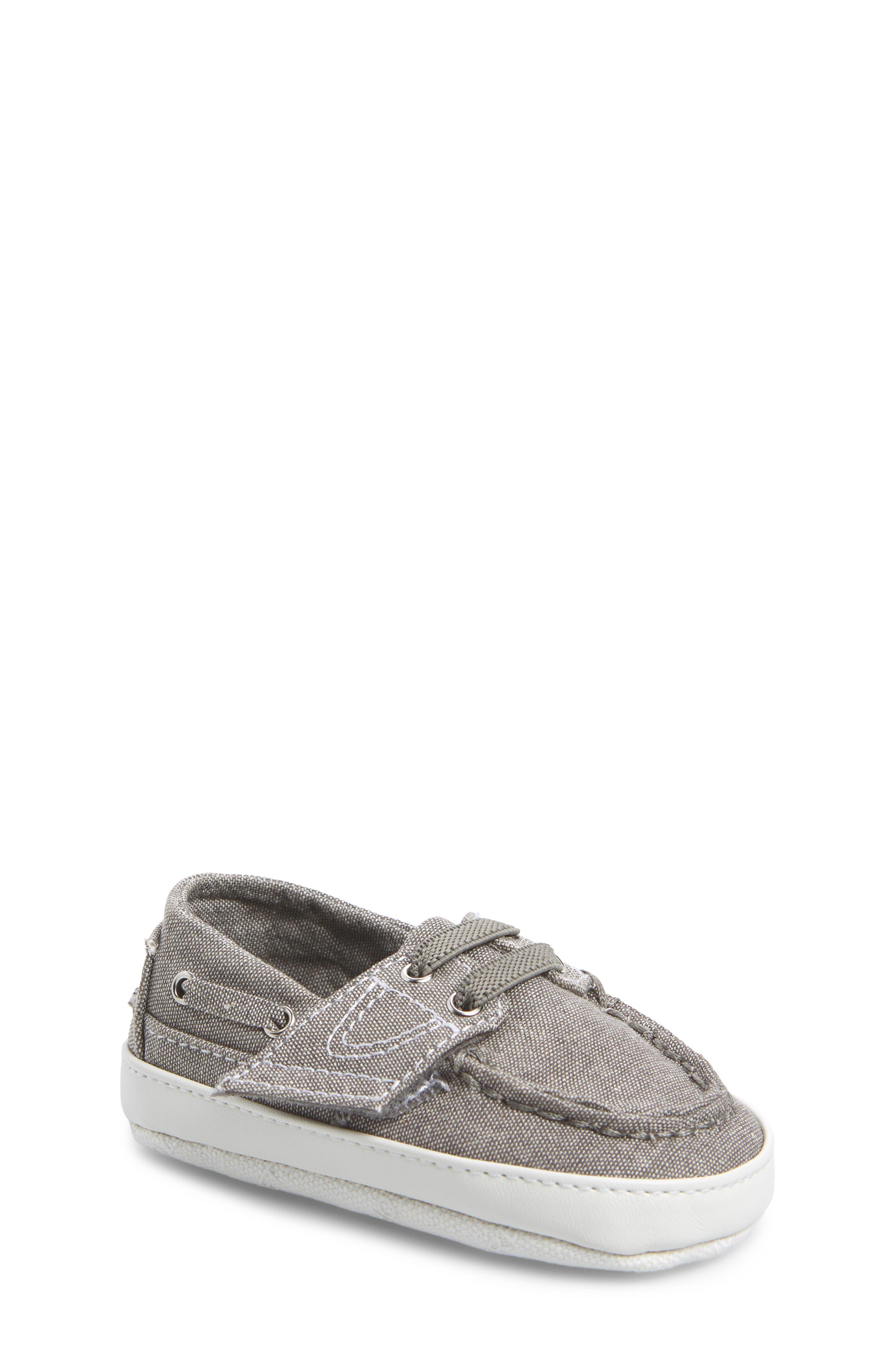 Tretorn Motto Boat Crib Shoe (Baby)