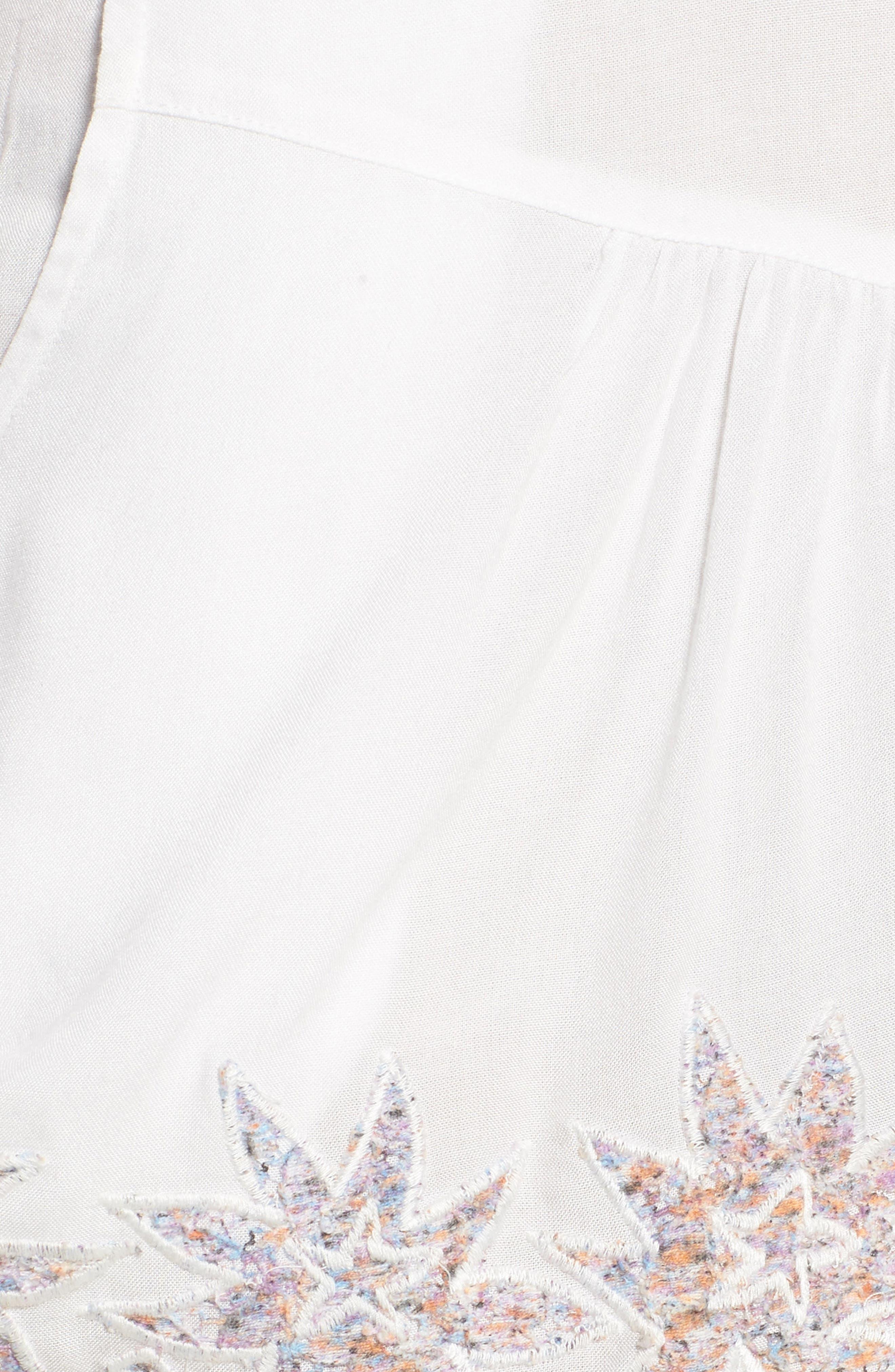 Alternate Image 6  - Raga Lotus Love Side Tie Shorts