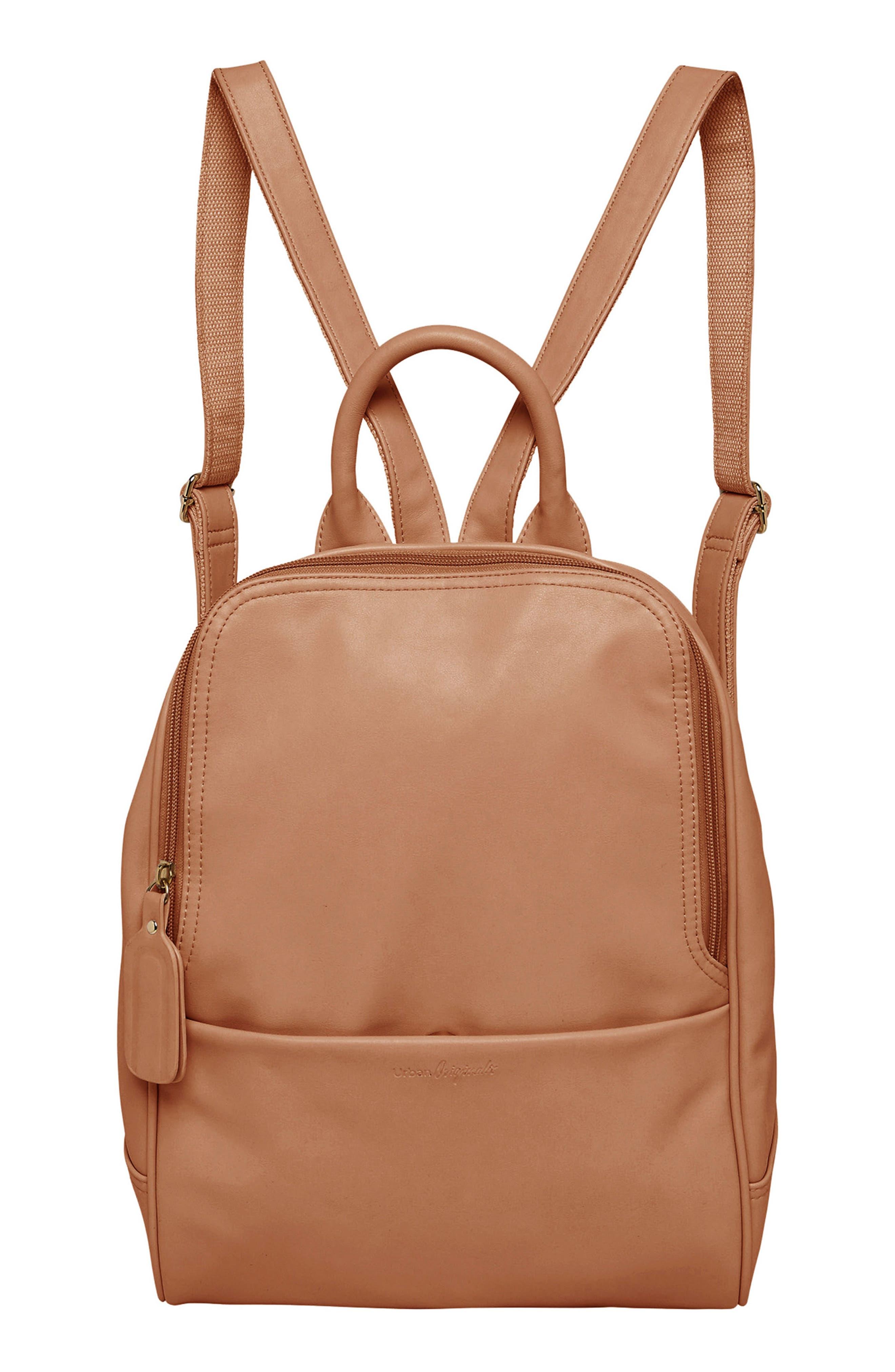 urban originals Evolution Vegan Leather Backpack