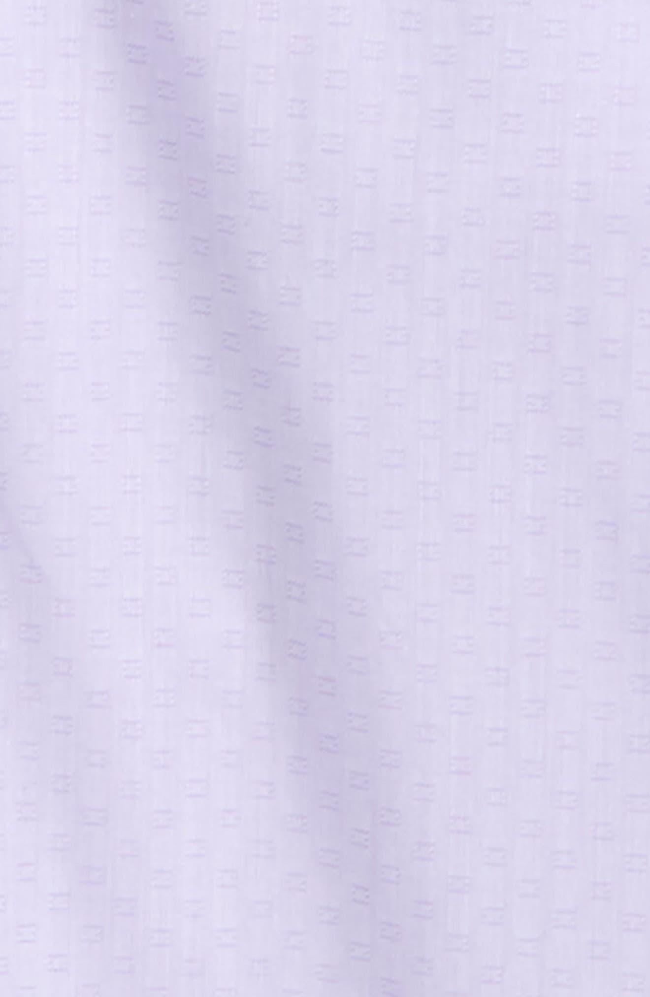 Check Dress Shirt,                             Alternate thumbnail 2, color,                             Lilac