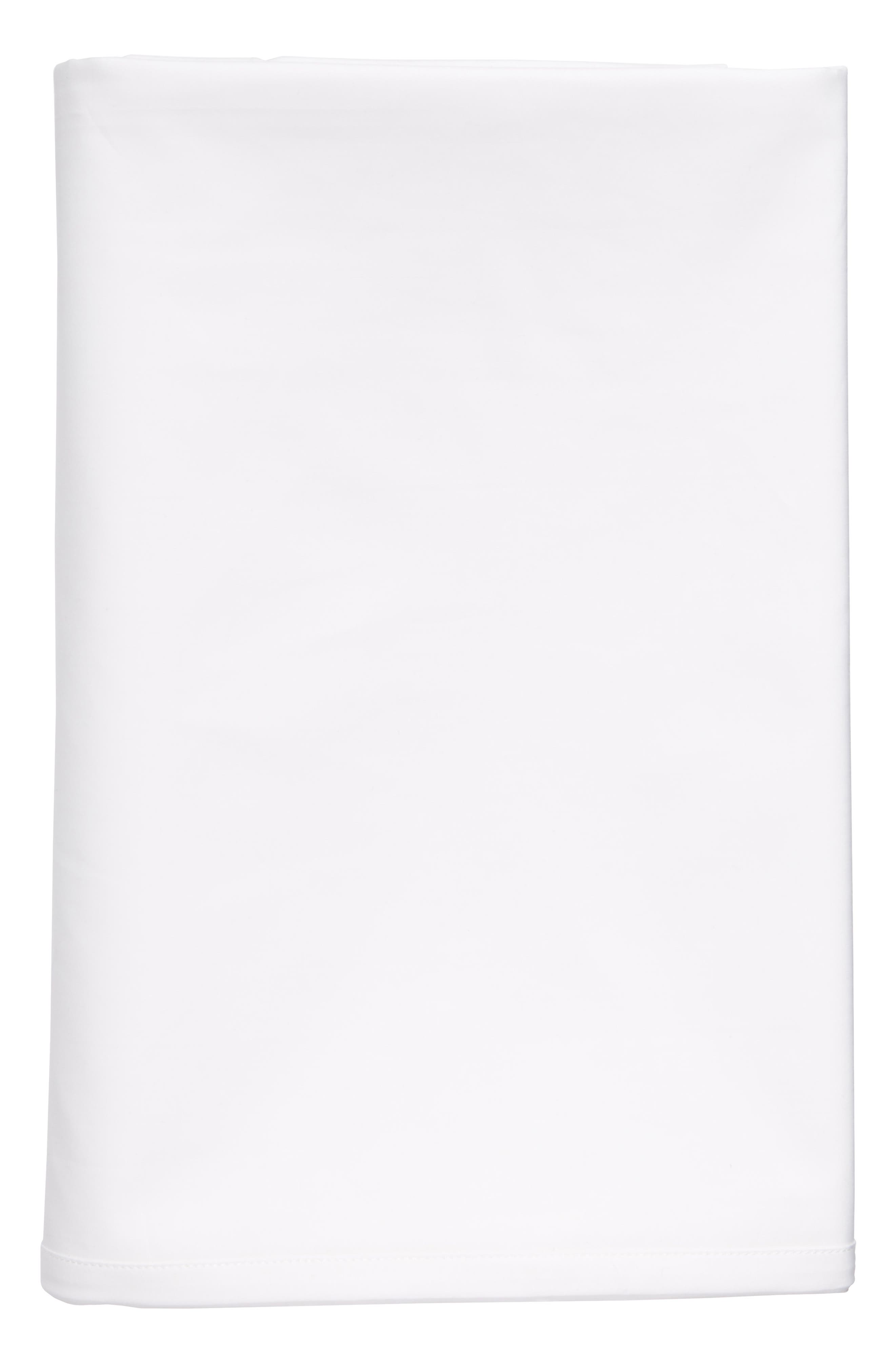 Alternate Image 1 Selected - Calvin Klein Home Clone 400 Thread Count Flat Sheet