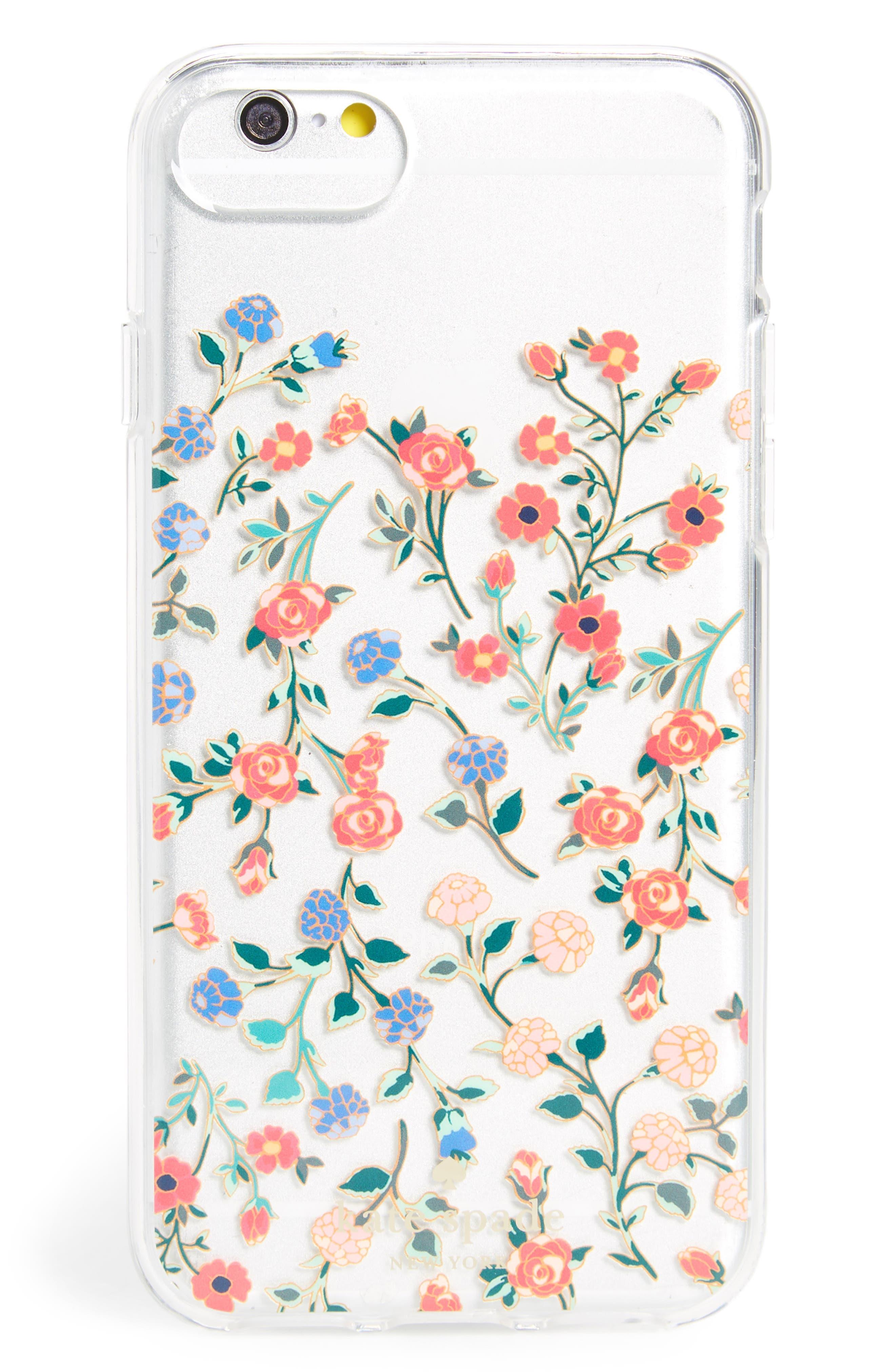 kate spade new york mini bloom dip iPhone 7/8 & 7/8 Plus Case