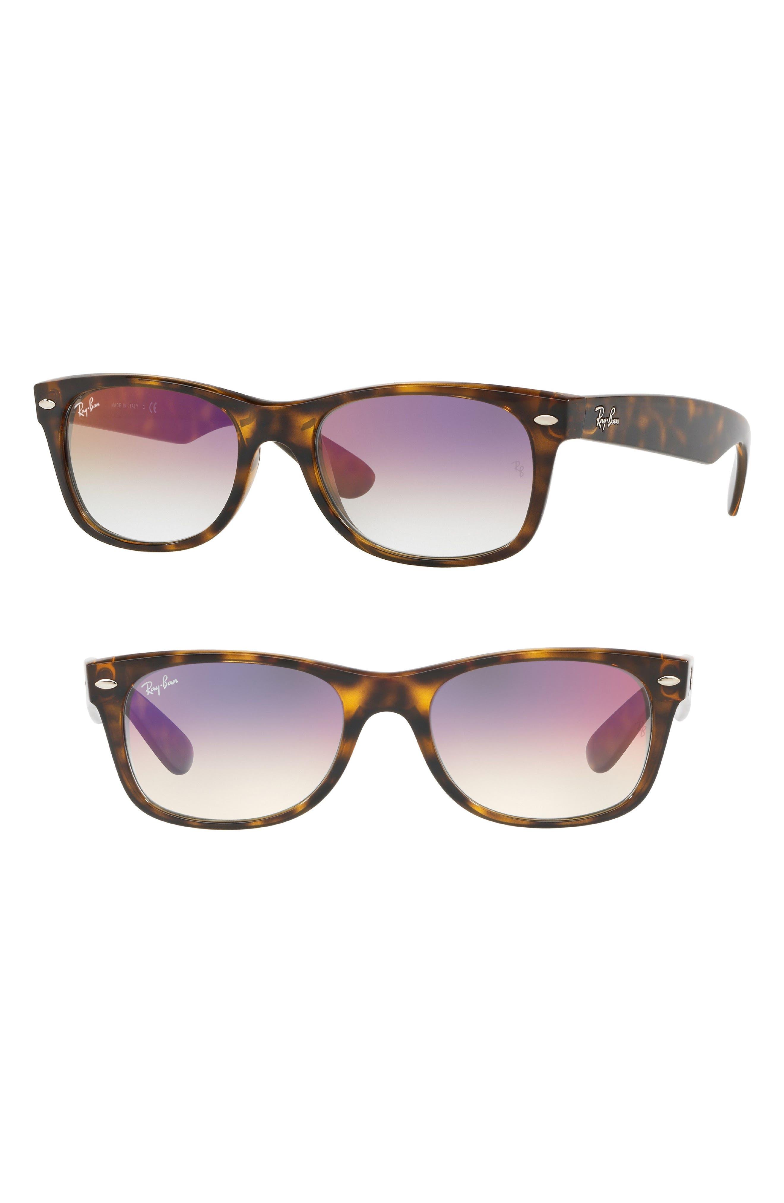 Ray-Ban Standard New Wayfarer 55mm Sunglasses