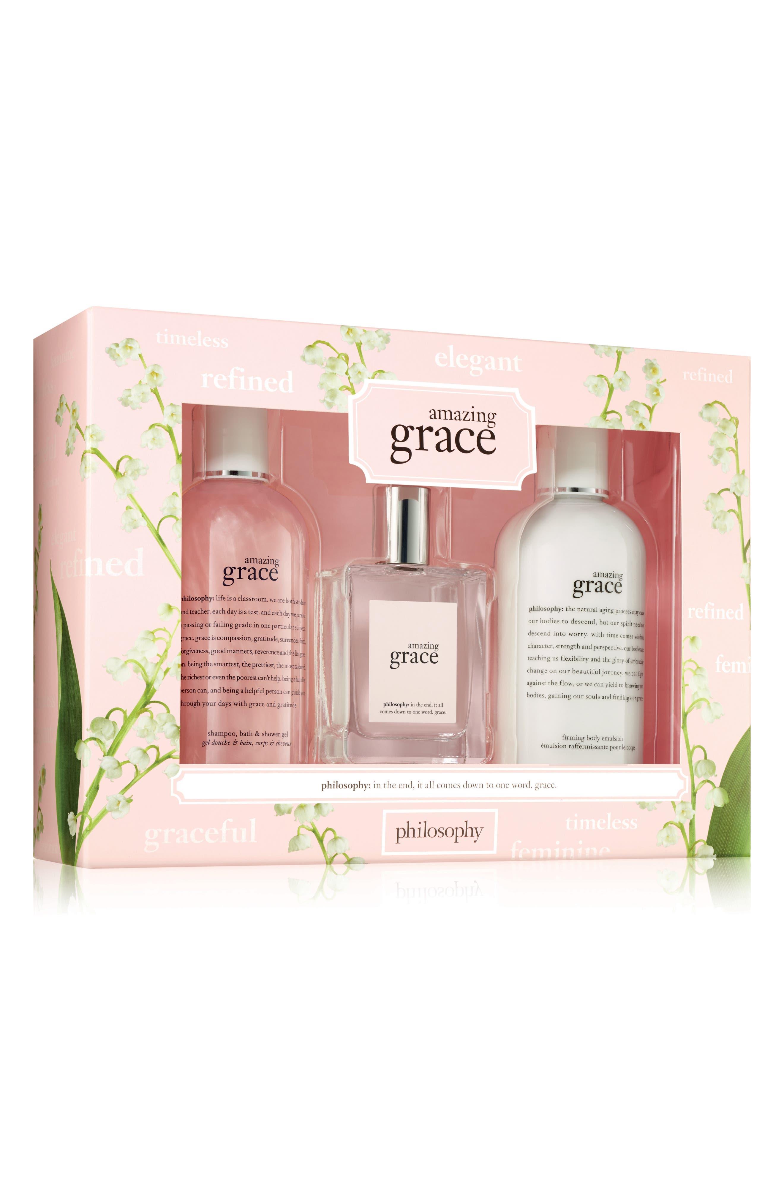 amazing grace small set,                         Main,                         color, No Color