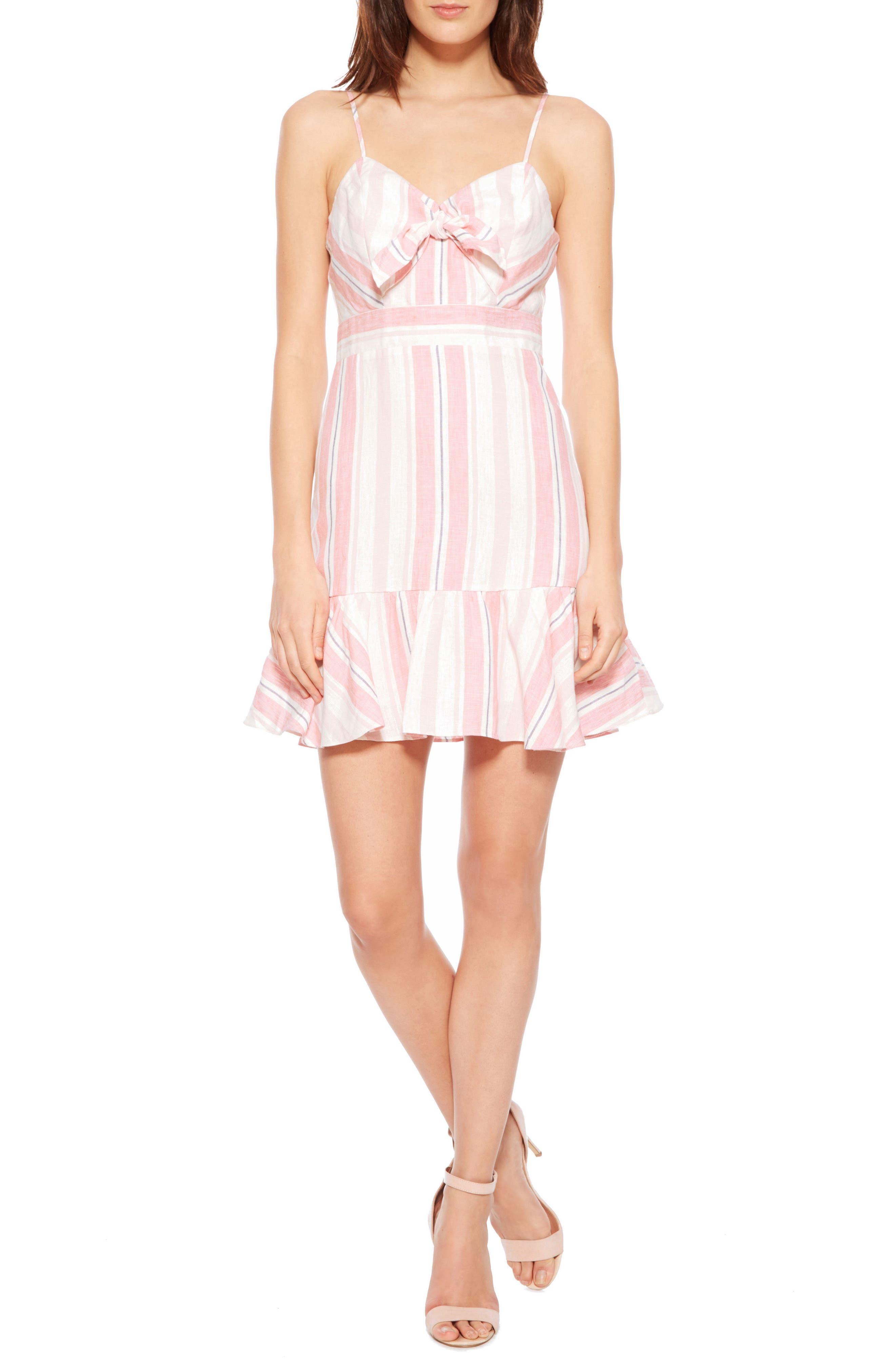 Dany Dress,                             Alternate thumbnail 2, color,                             Multi