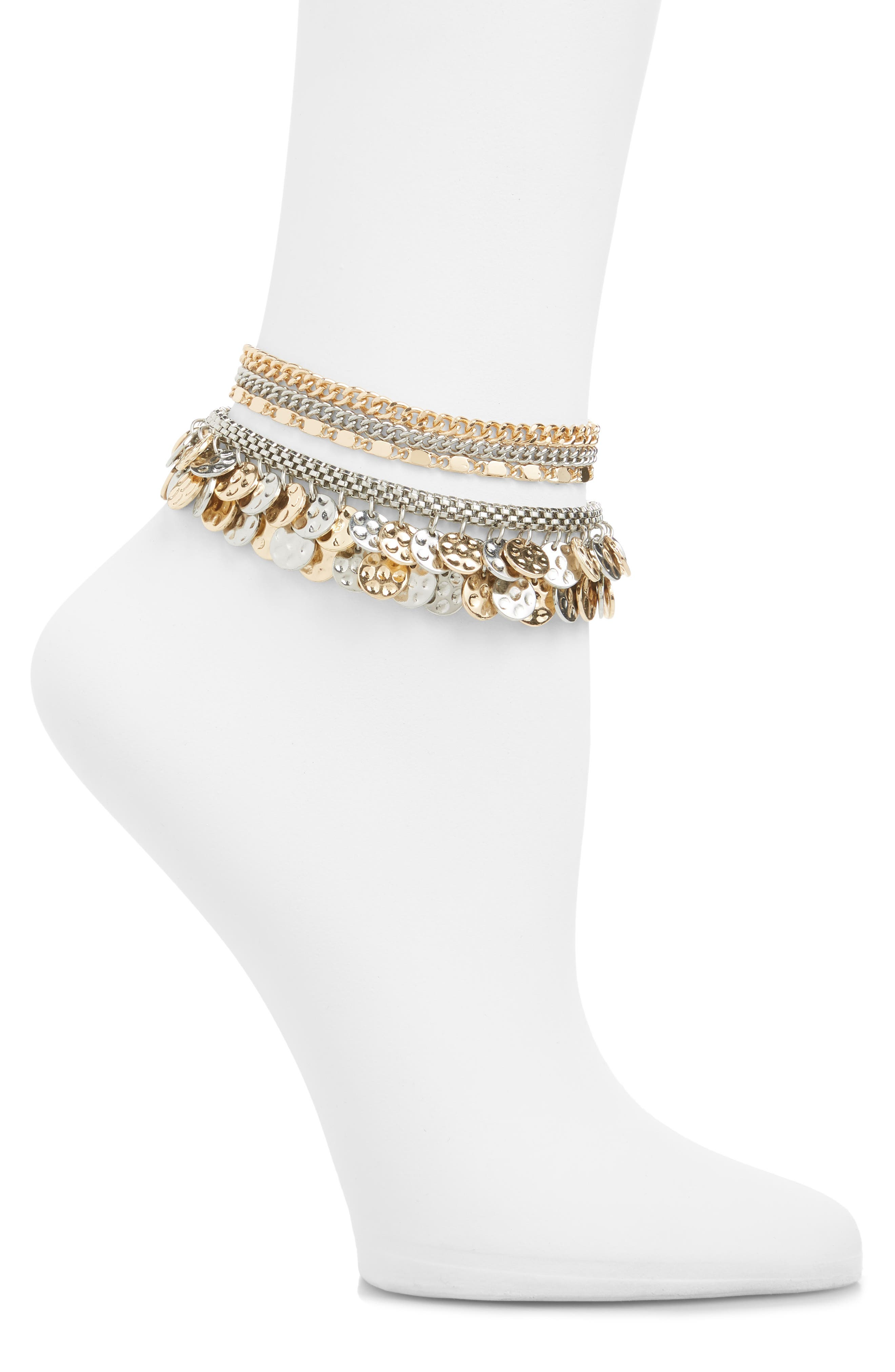 BP. 2-Pack Mix Anklets