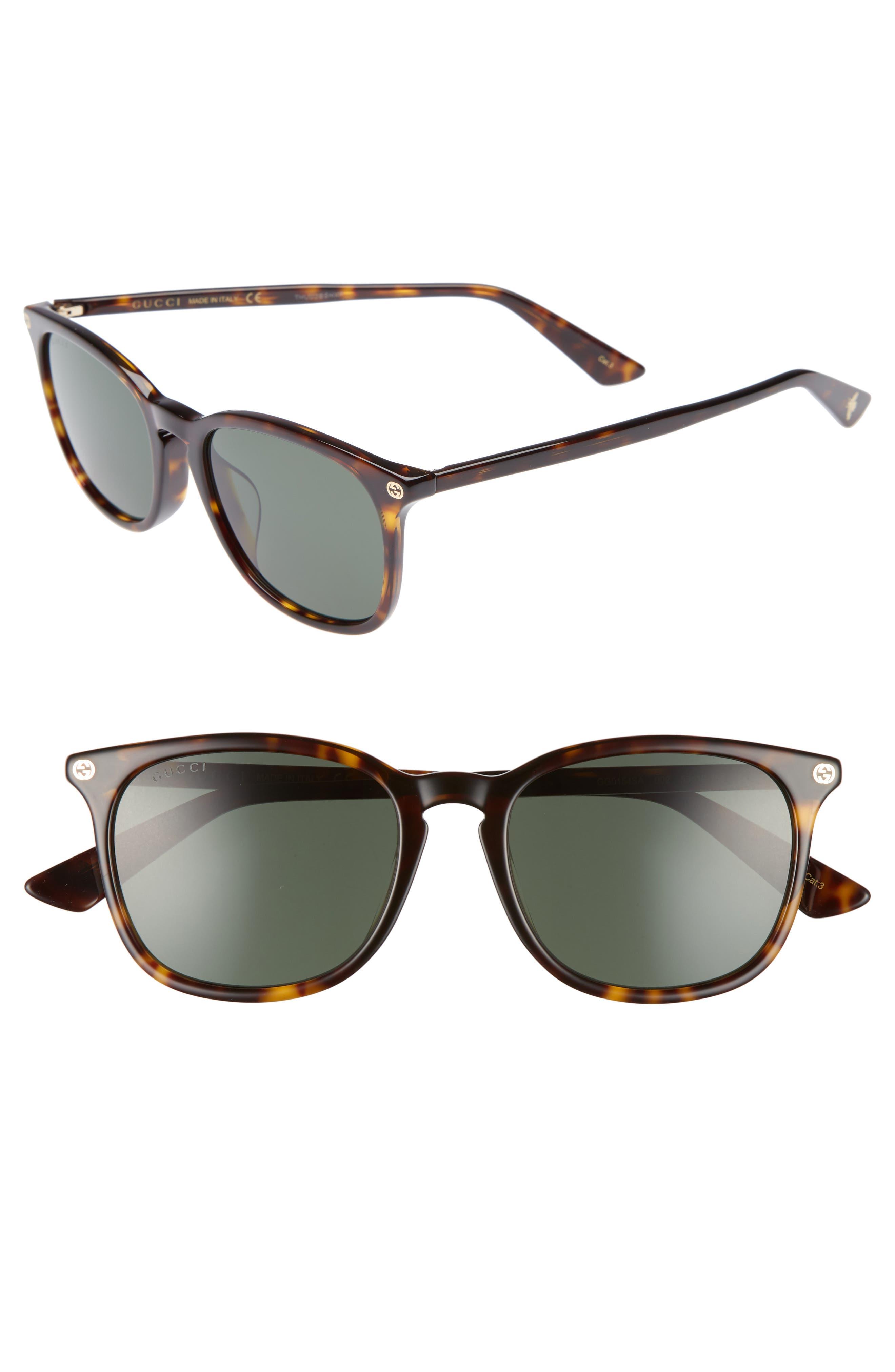 Gucci 53mm Sunglasses