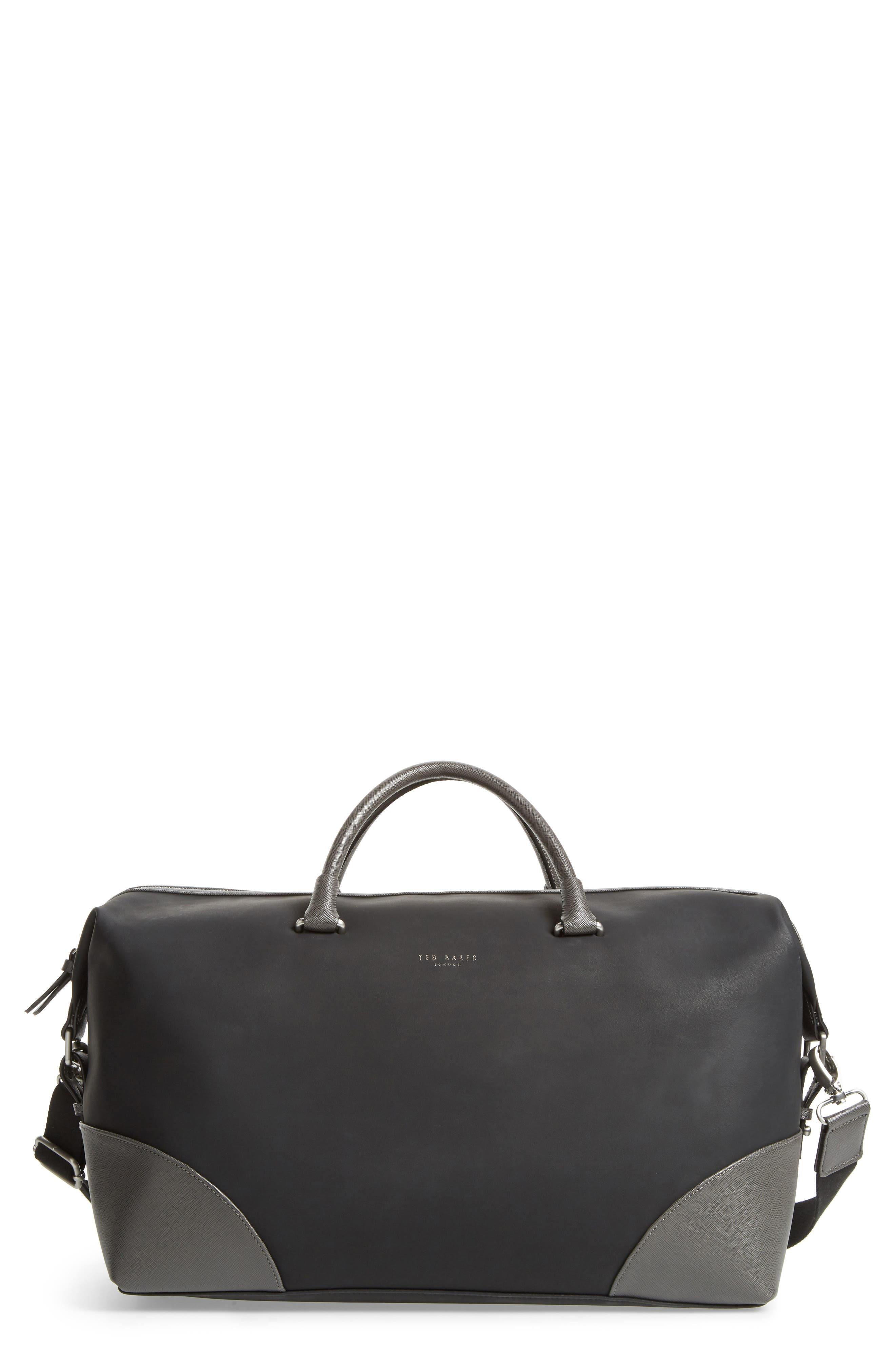 Ted Baker London Swipes Duffel Bag