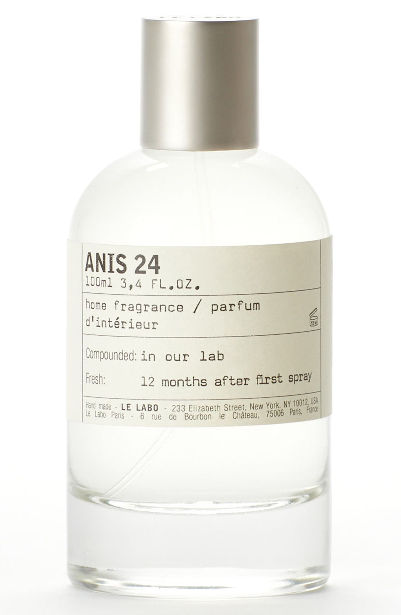 'Anis 24' Home Fragrance Spray,                             Main thumbnail 1, color,                             No Color
