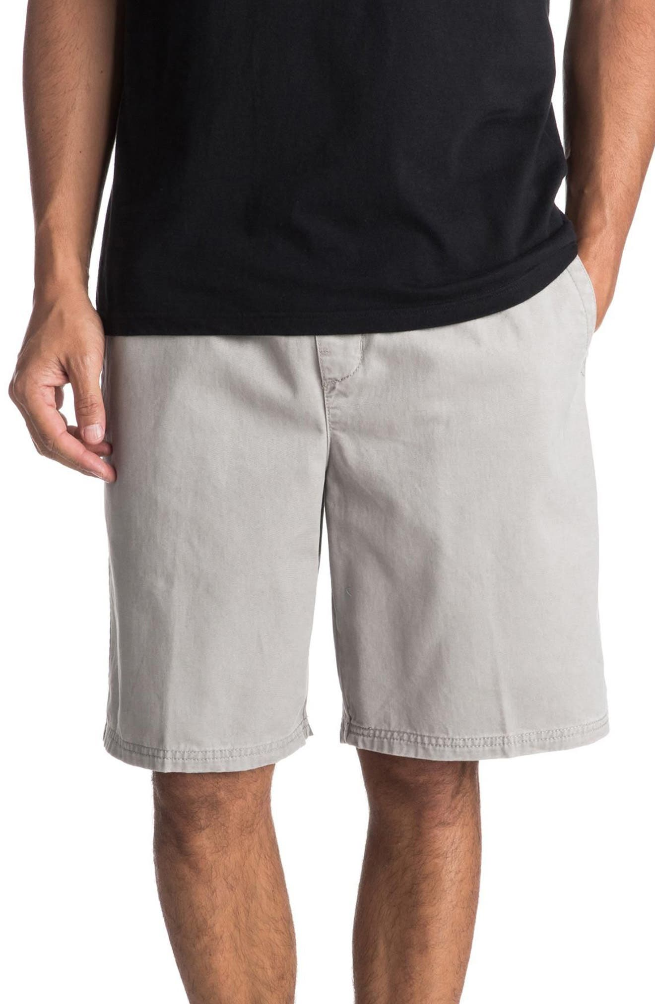 Cabo 5 Shorts,                             Main thumbnail 1, color,                             Steeple Grey