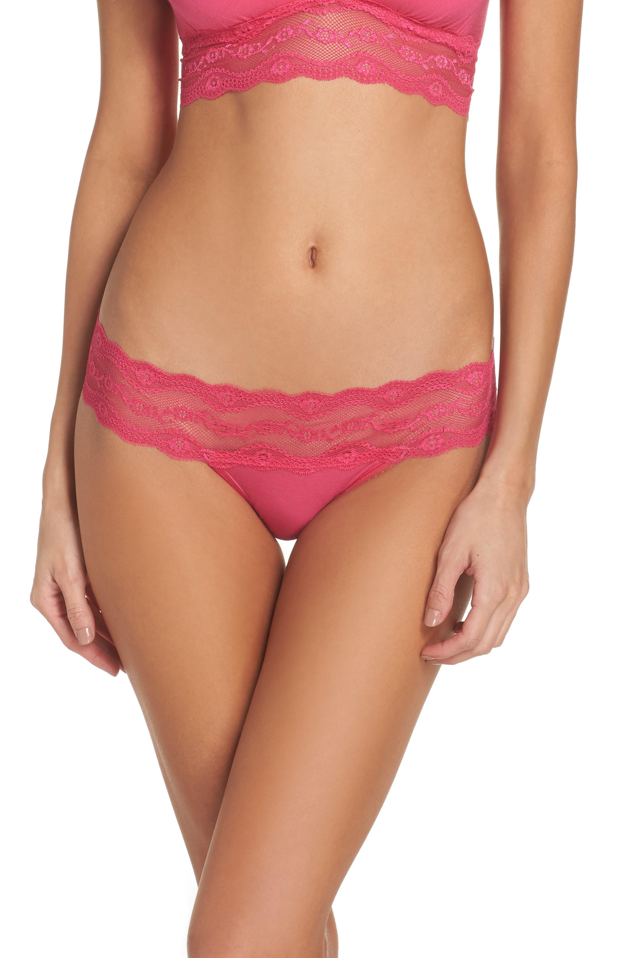 Main Image - b.tempt'd by Wacoal B. Adorable Bikini (3 for $33)