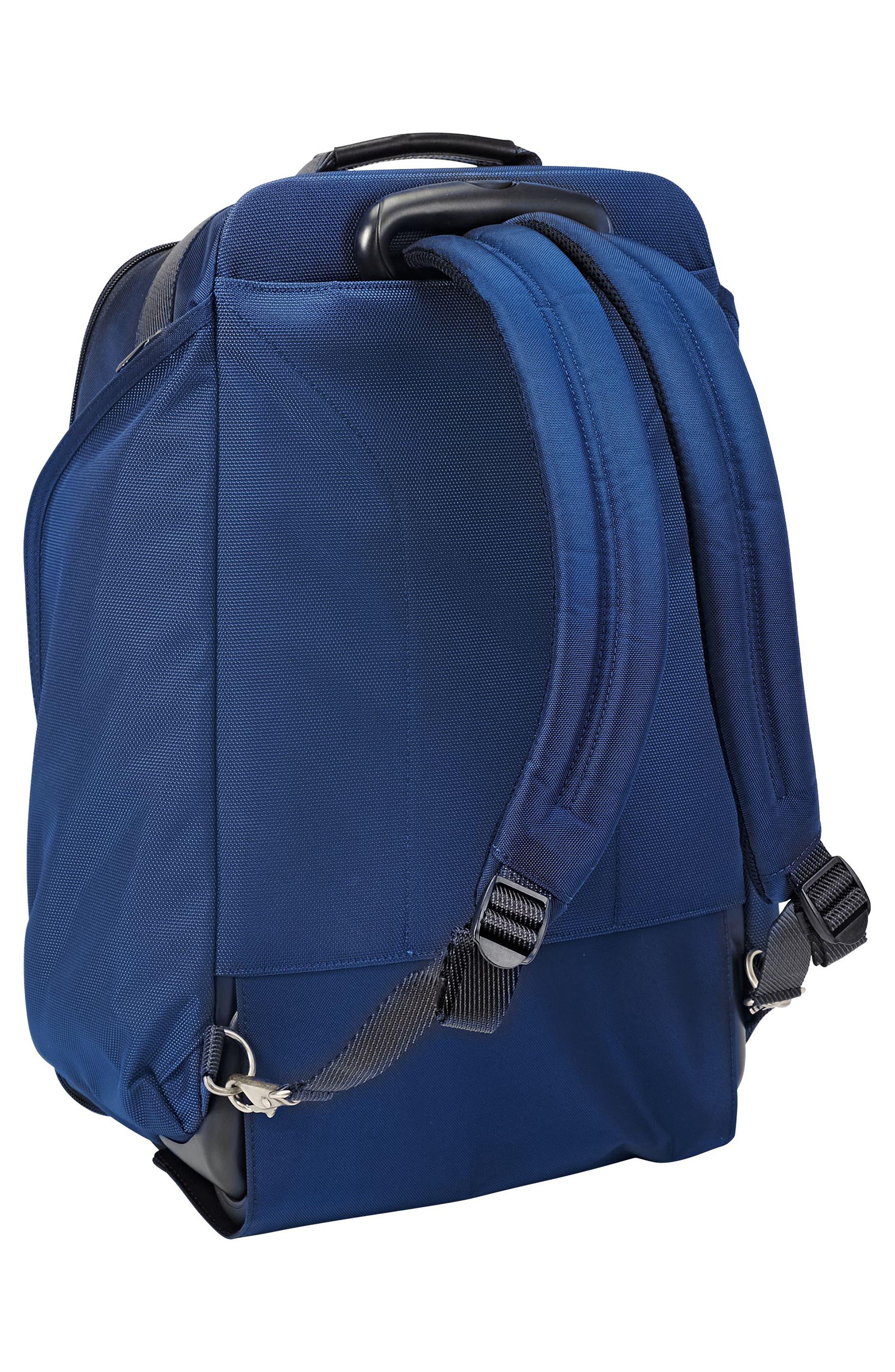Merge - Rolling Backpack,                             Alternate thumbnail 3, color,                             Ocean Blue
