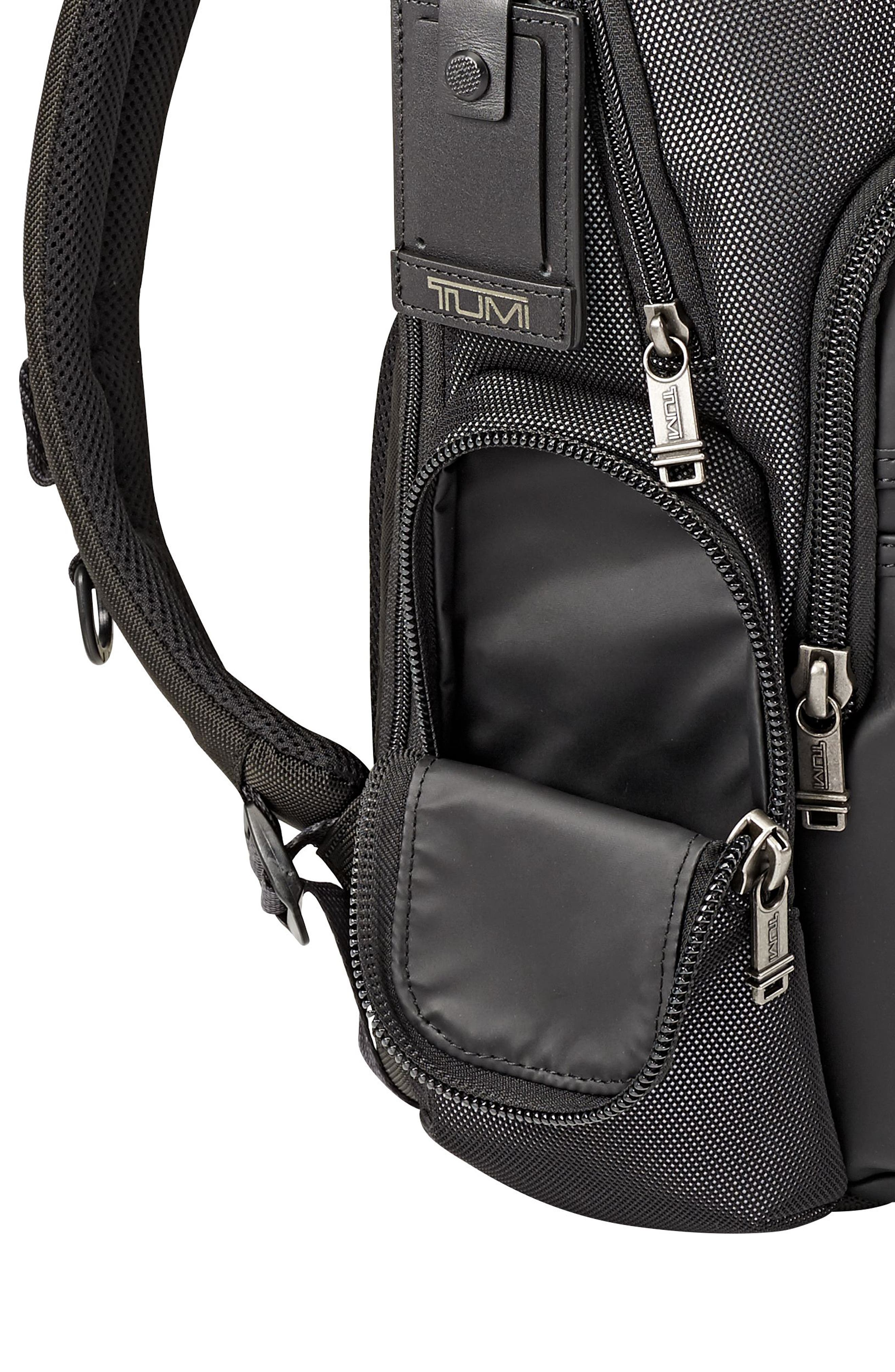 Alpha Bravo - Nellis Backpack,                             Alternate thumbnail 5, color,                             Reflective Silver