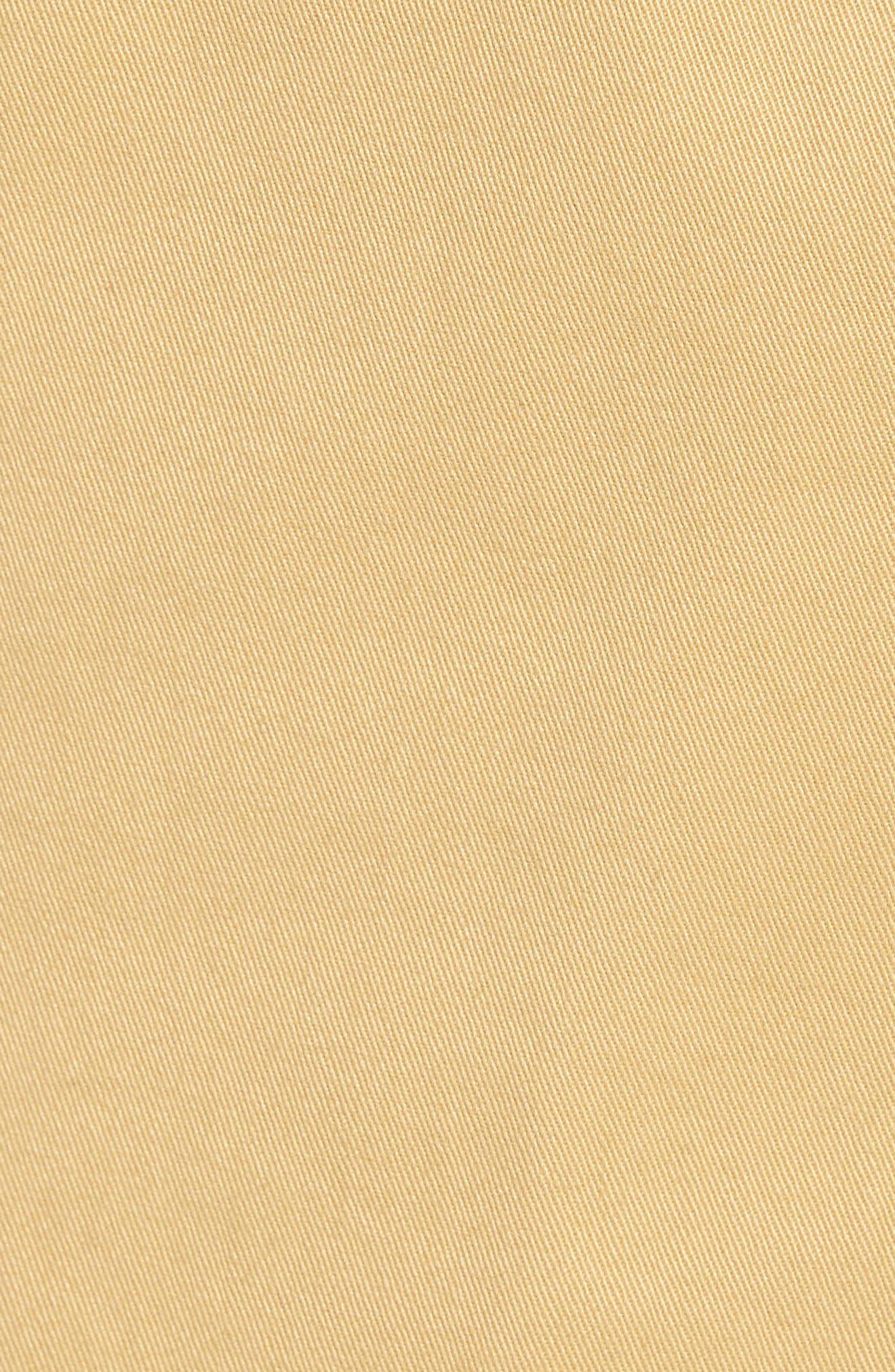 Ballard Slim Fit Shorts,                             Alternate thumbnail 5, color,                             Tan Lark
