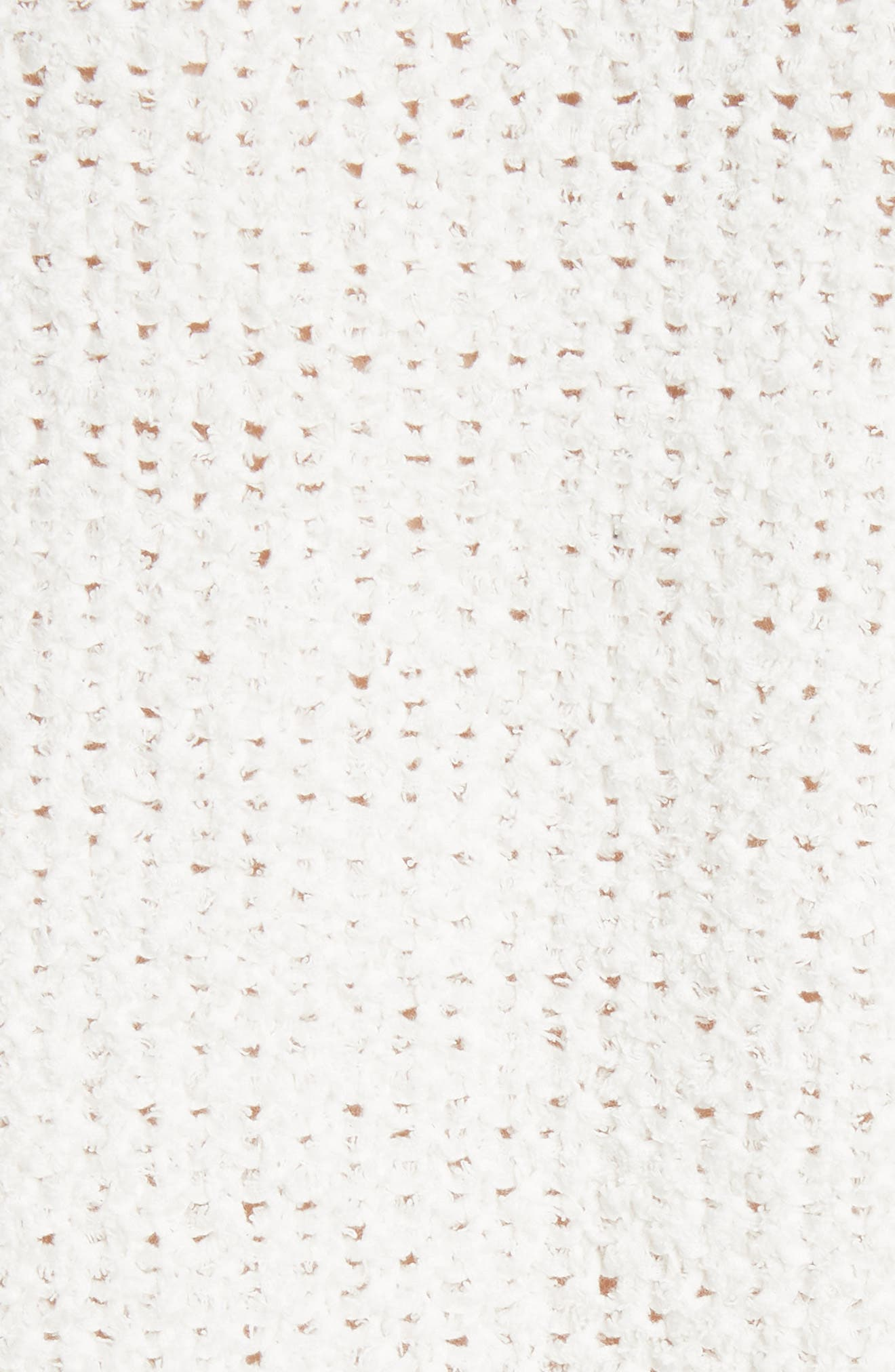 Coco V-Neck Sweater,                             Alternate thumbnail 5, color,                             White