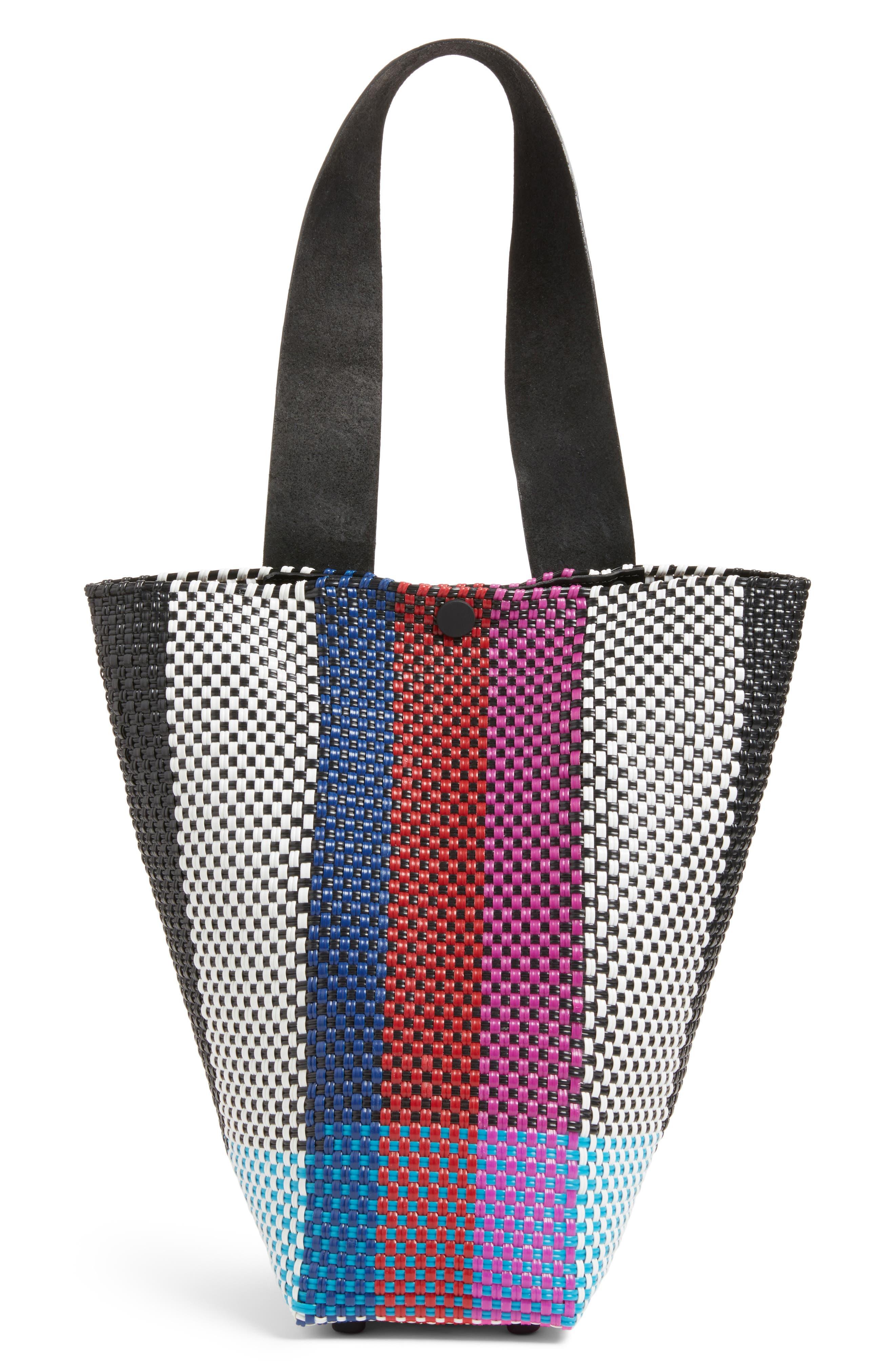 Truss Le Sac Woven Shoulder Bag