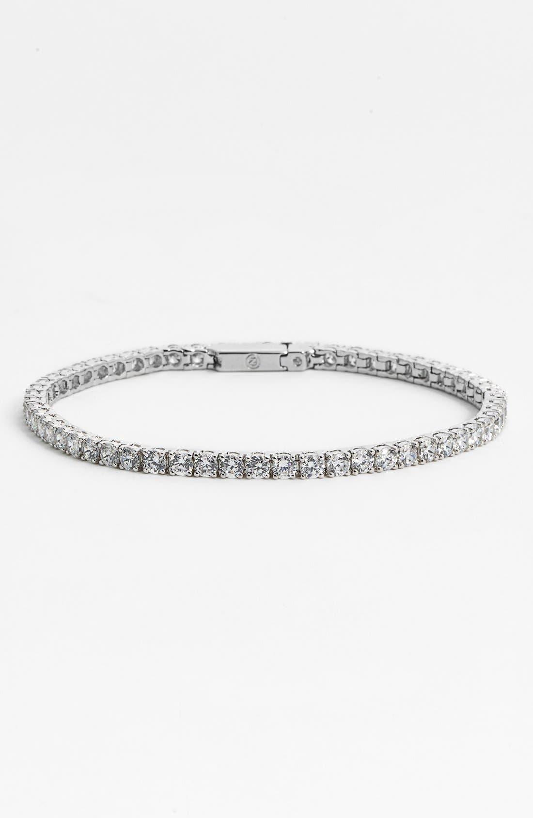 Alternate Image 1 Selected - Nadri Small Tennis Bracelet