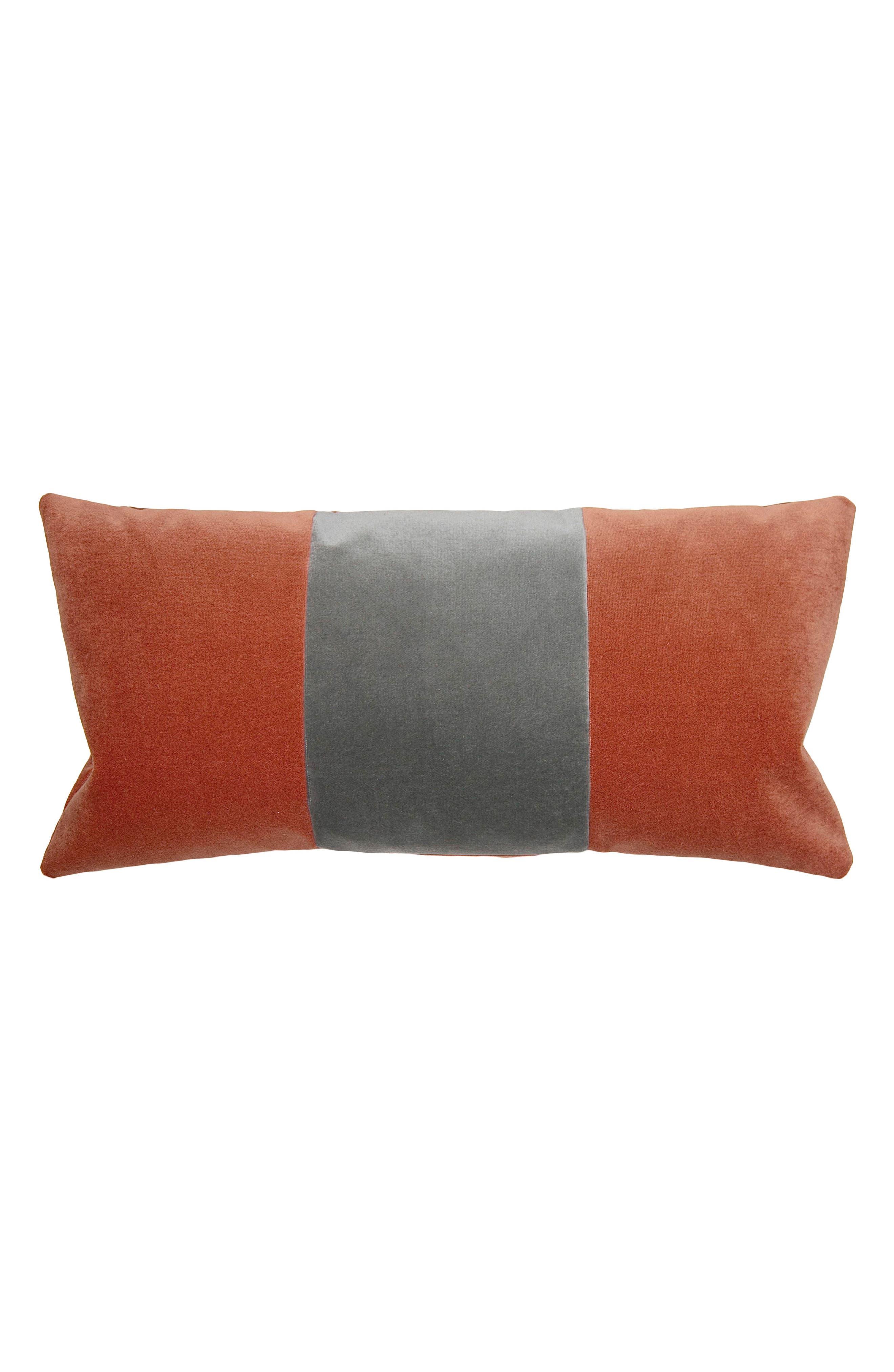 Tang Accent Pillow,                             Main thumbnail 1, color,                             Rust