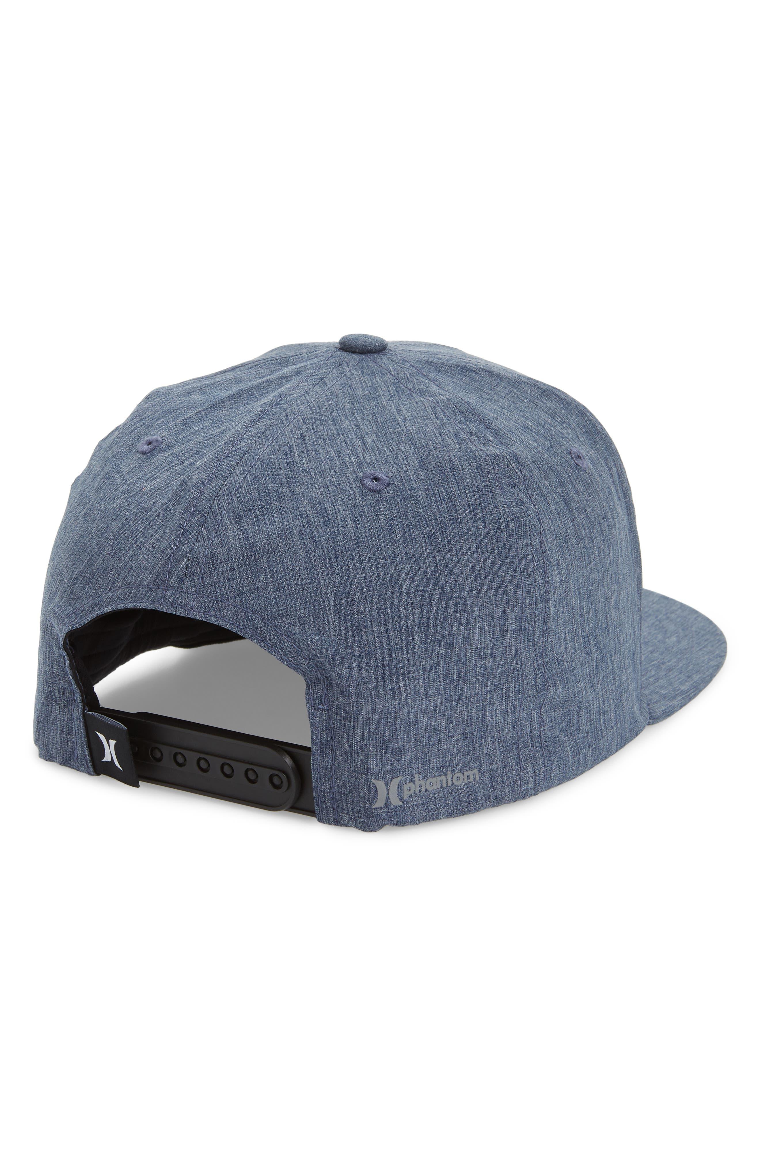 Phantom Corp Hat,                             Alternate thumbnail 2, color,                             Obsidian / Black