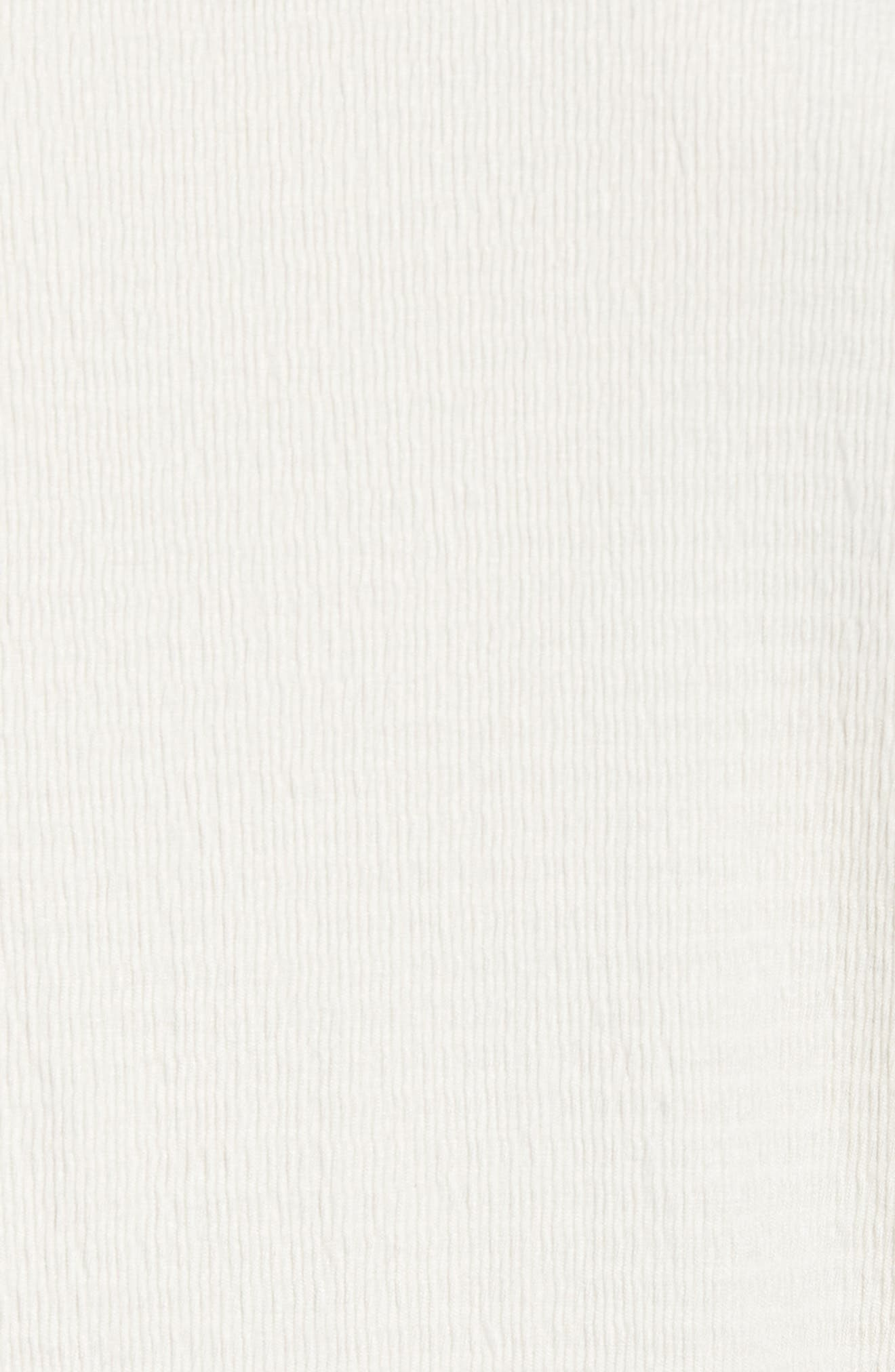 Sportswear AF-1 Long Sleeve Shirt,                             Alternate thumbnail 5, color,                             Light Bone/ Stucco/ Stucco