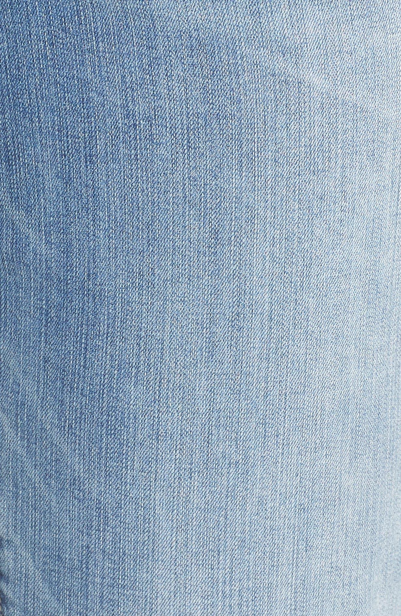 Distressed Jeans,                             Alternate thumbnail 4, color,                             Medium Destruct