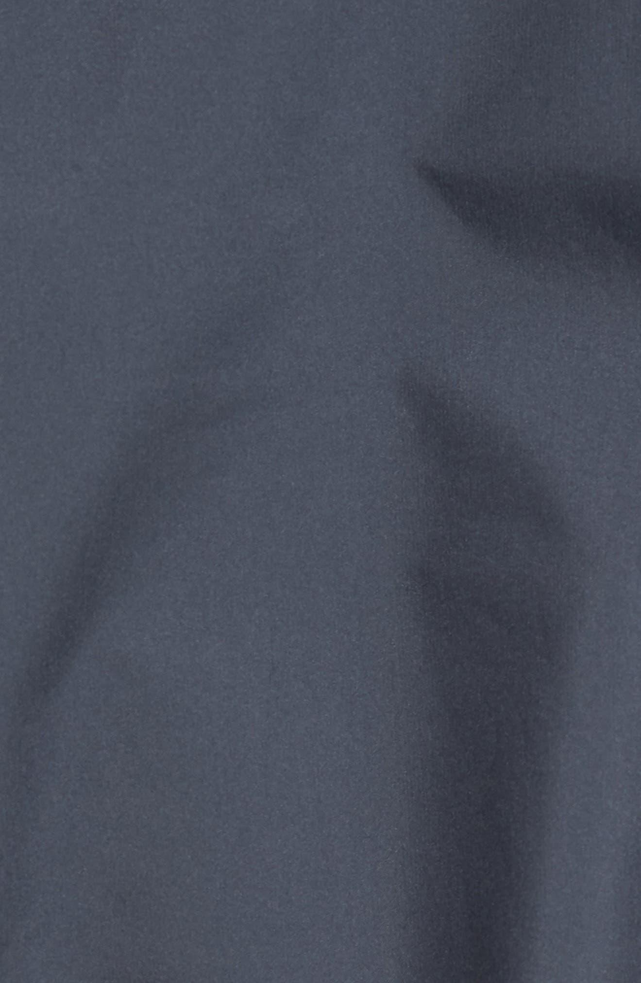 Regular Fit Jacket,                             Alternate thumbnail 5, color,                             Slate