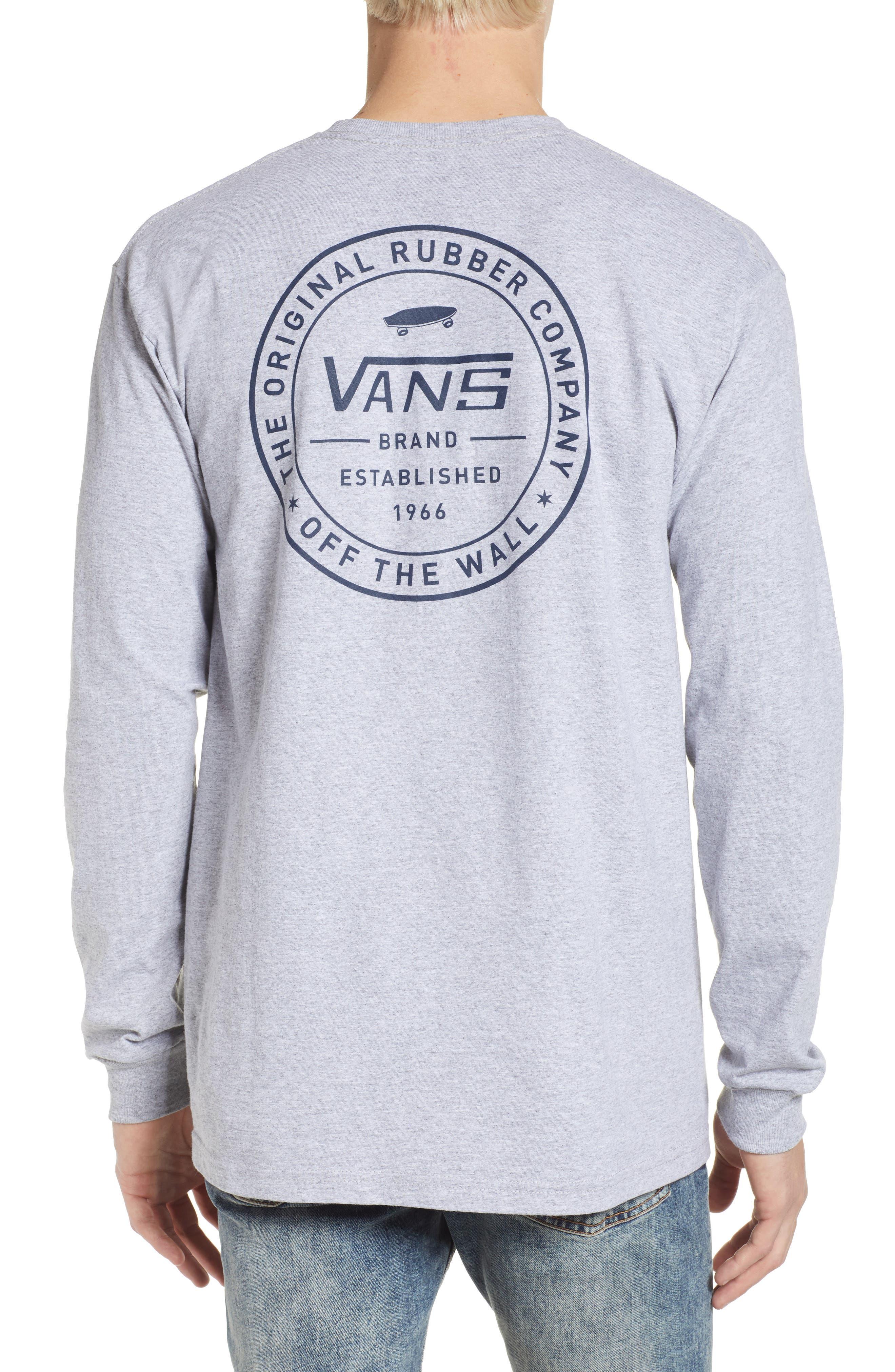 Established '66 Graphic T-Shirt,                             Alternate thumbnail 2, color,                             Grey