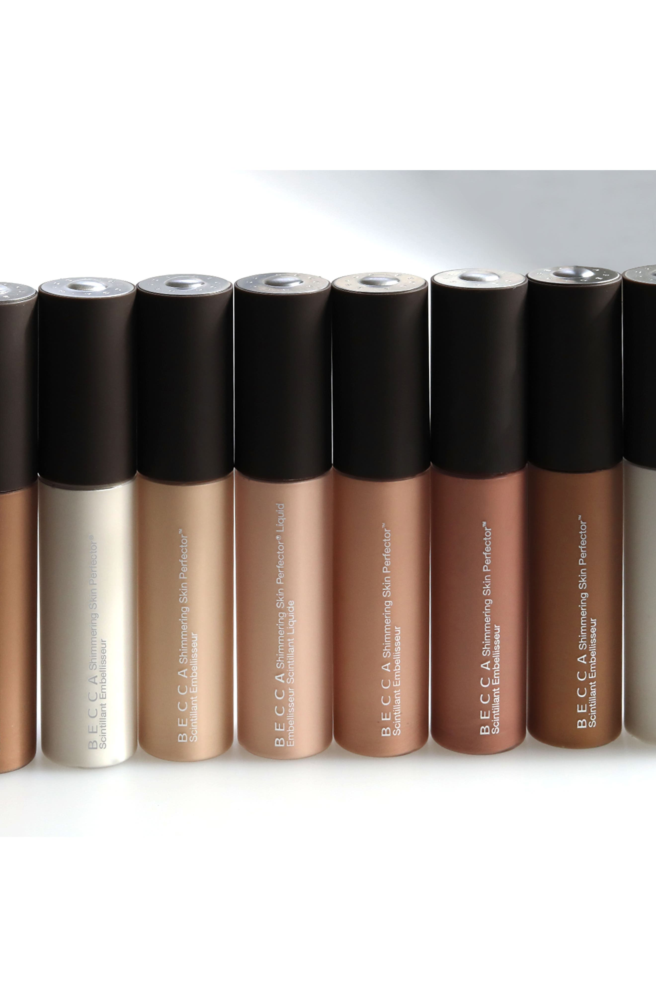 BECCA Shimmering Skin Perfector<sup>®</sup> Liquid Highlighter,                             Alternate thumbnail 8, color,