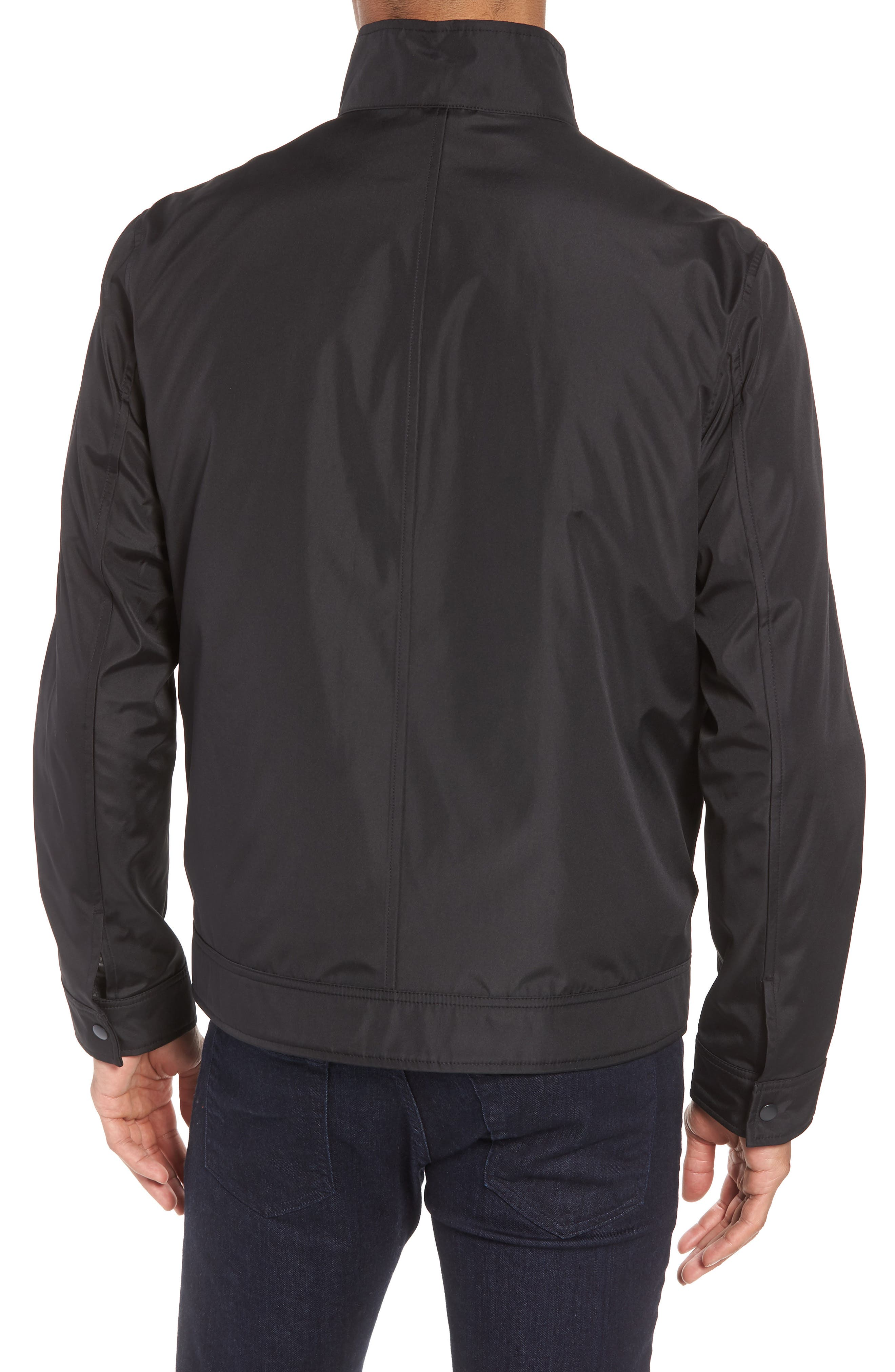 Oxford 2-in-1 Jacket,                             Alternate thumbnail 2, color,                             Navy