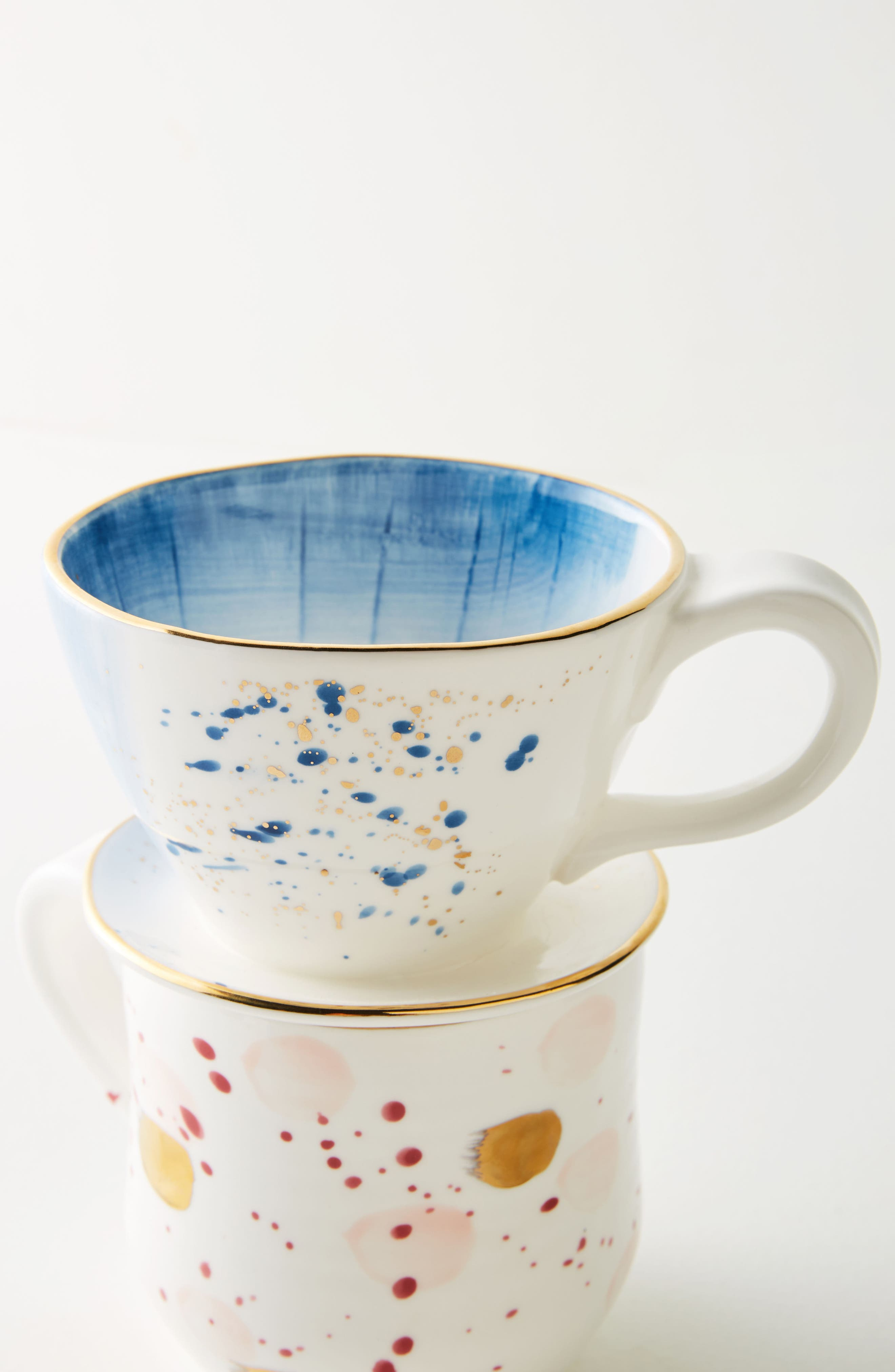Mimira Ceramic Pour-Over Coffeemaker,                             Alternate thumbnail 5, color,