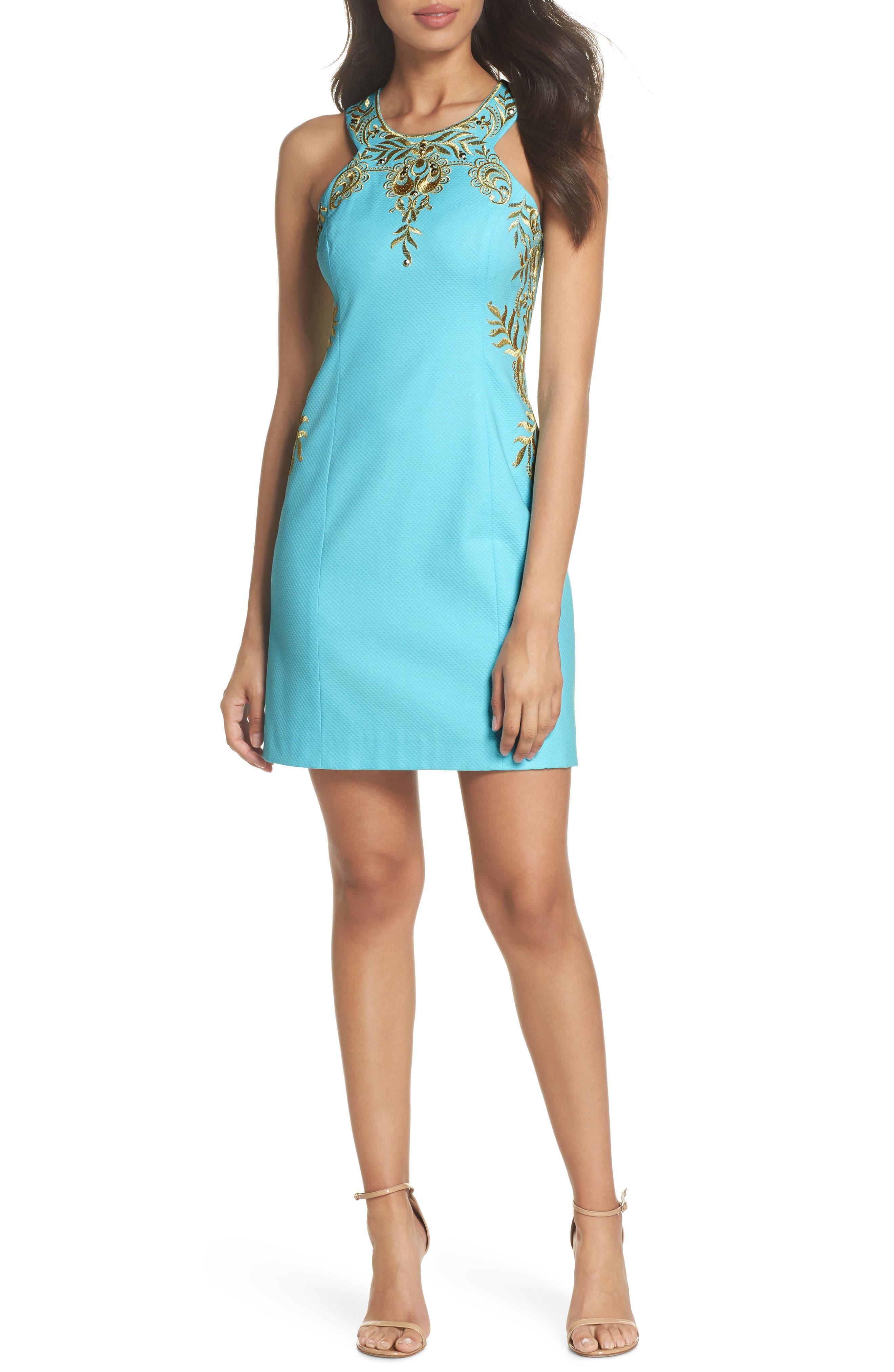 Lilly Pulitzer® Tina Stretch Sheath Dress