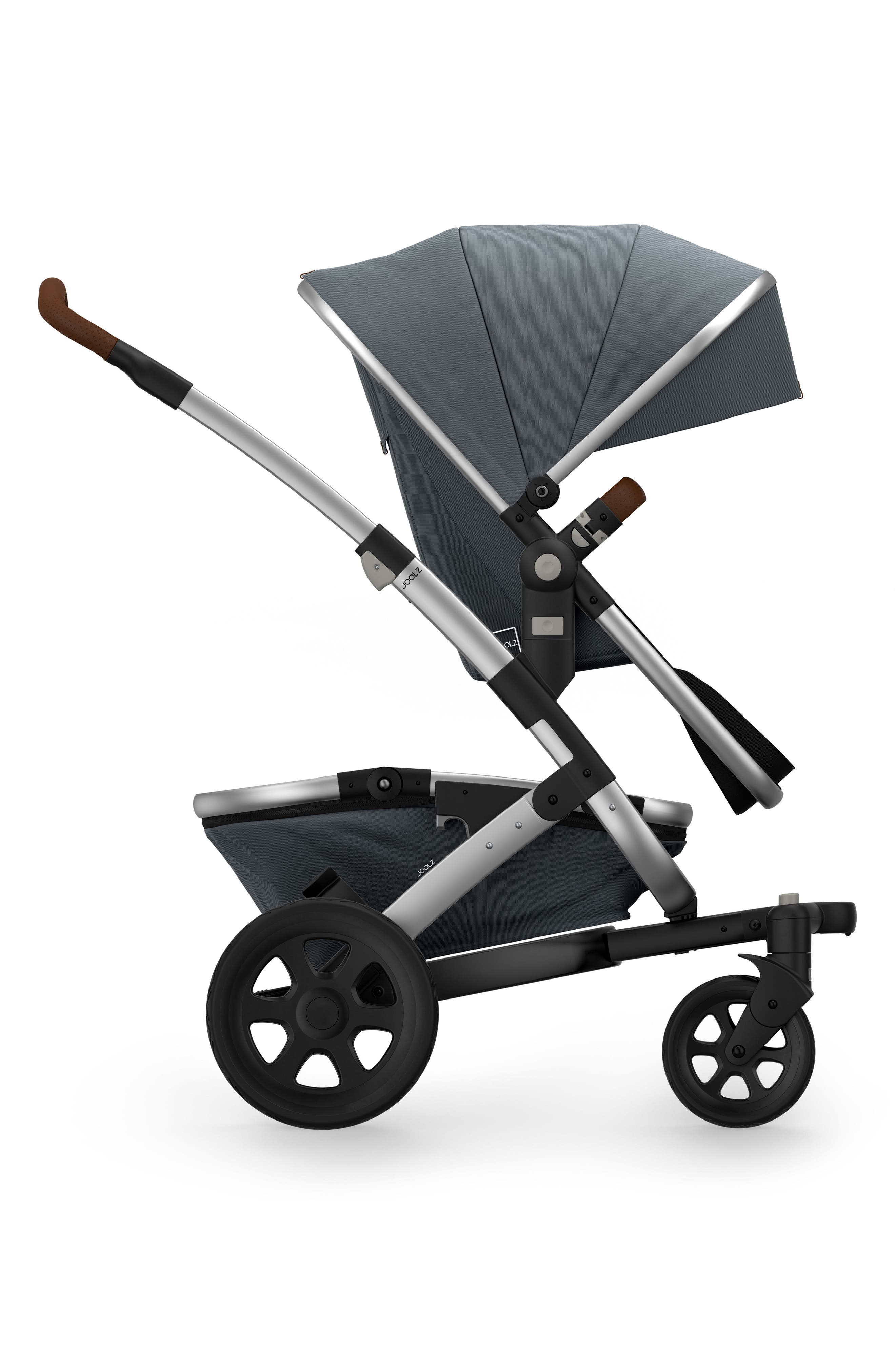 Geo2 Earth Stroller,                             Main thumbnail 1, color,                             Hippo Grey
